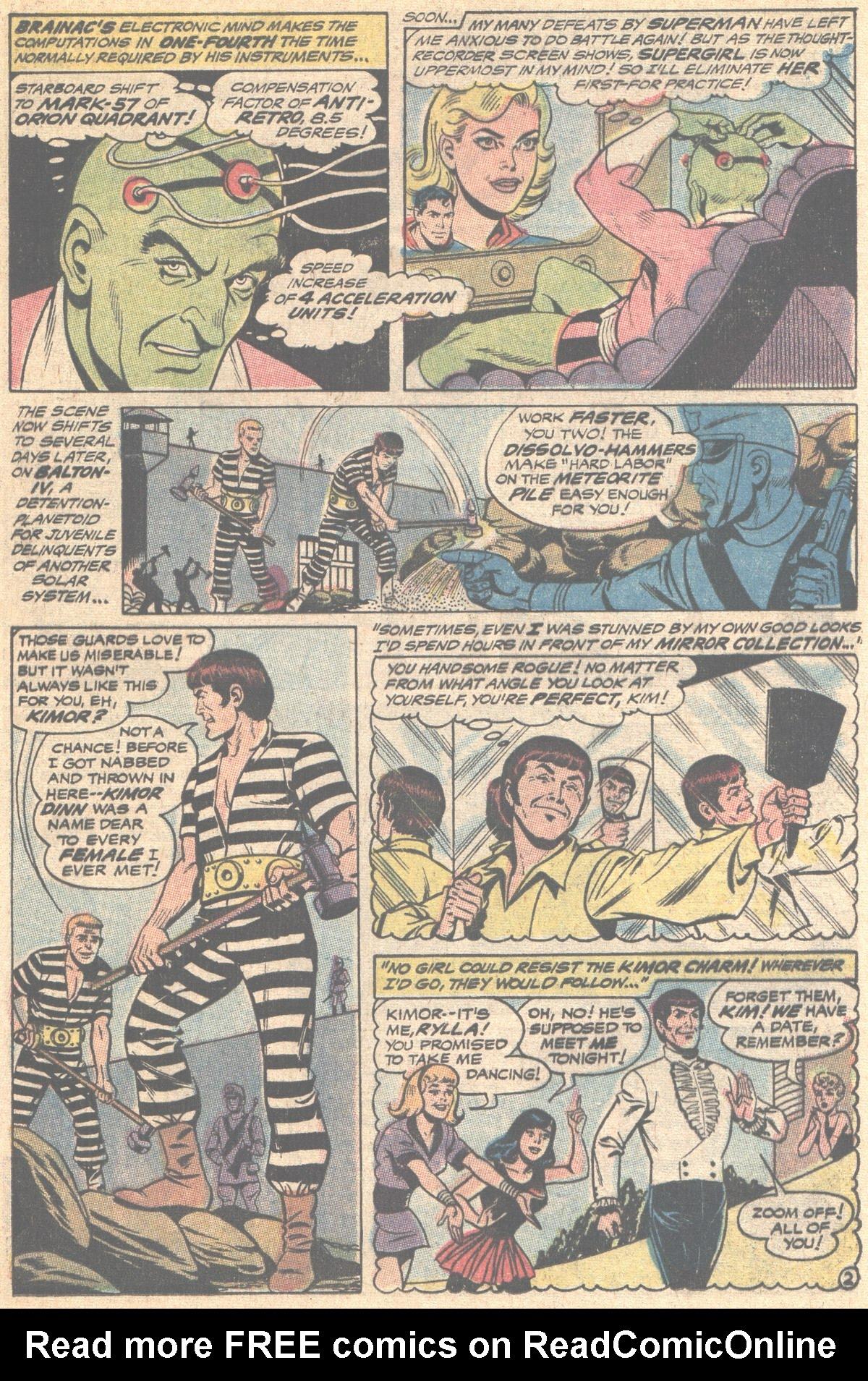 Read online Adventure Comics (1938) comic -  Issue #388 - 21