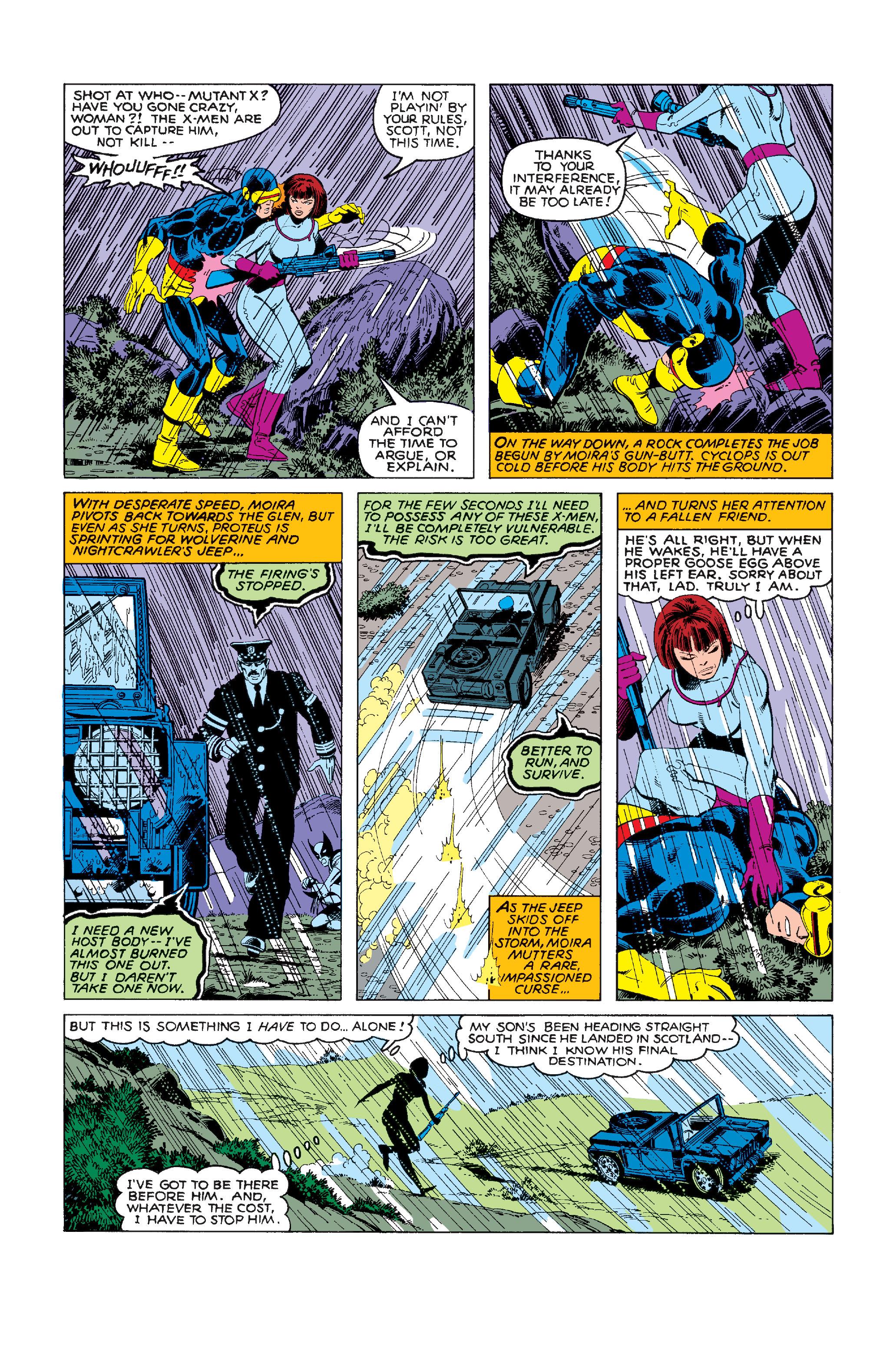 Uncanny X-Men (1963) 127 Page 4