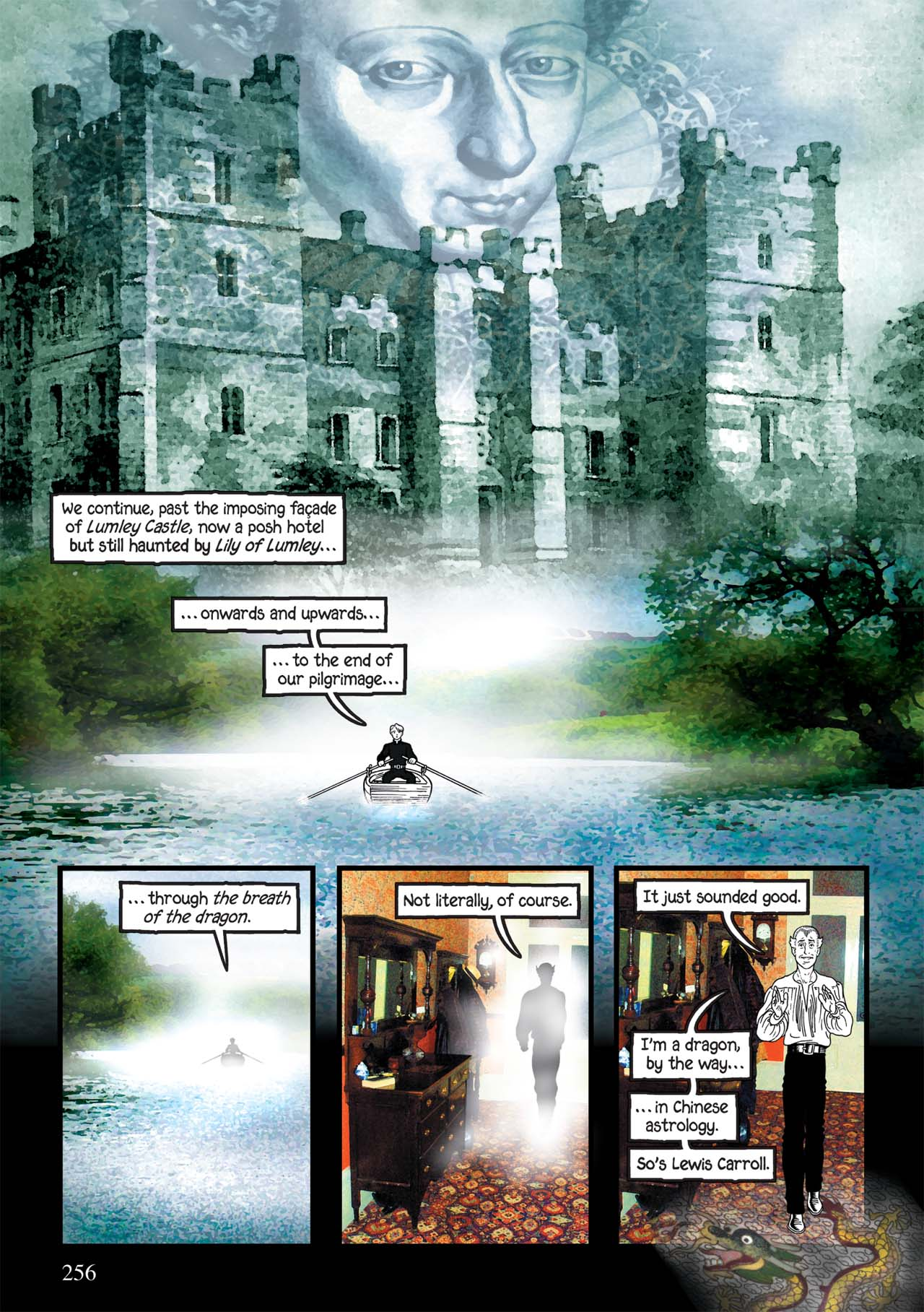 Read online Alice in Sunderland comic -  Issue # Full - 260