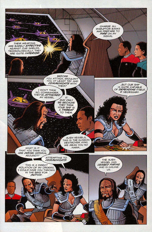 Read online Star Trek: Deep Space Nine - Lightstorm comic -  Issue # Full - 17