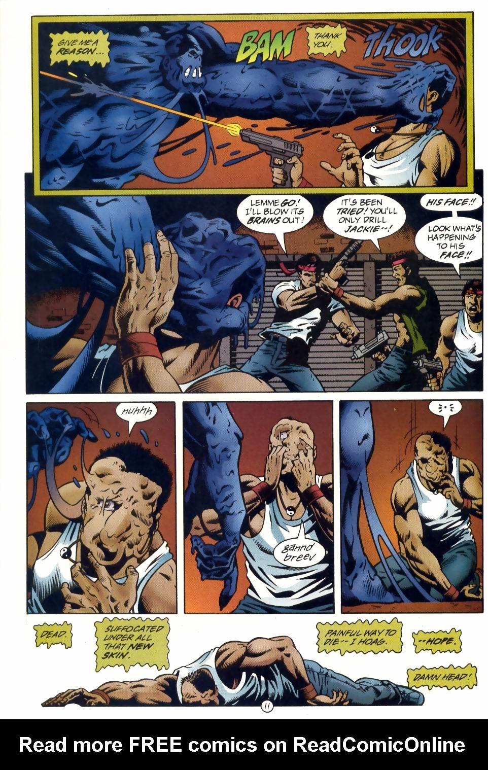 Read online Sludge comic -  Issue #1 - 12