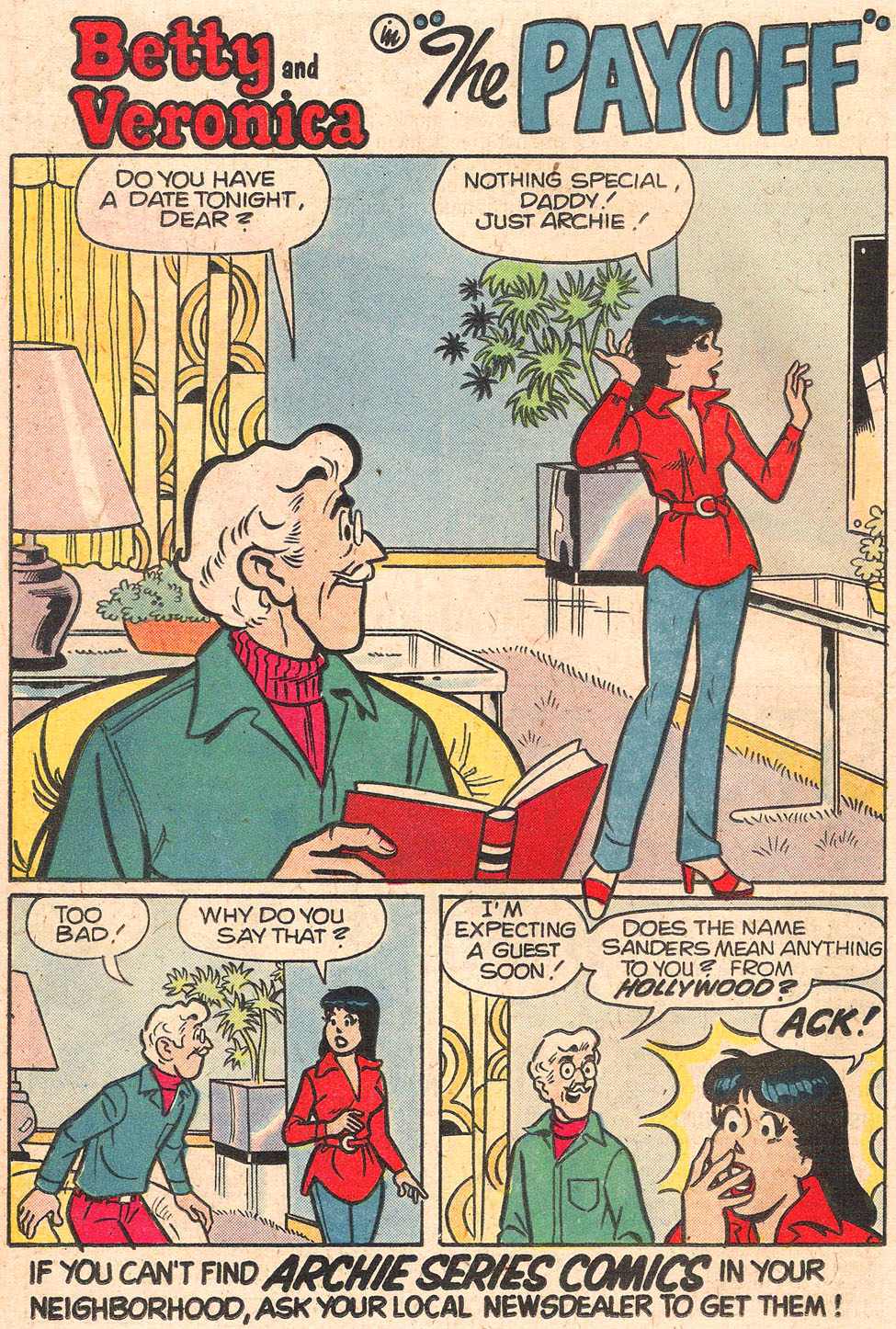 Read online Archie's Girls Betty and Veronica comic -  Issue #277 - 26