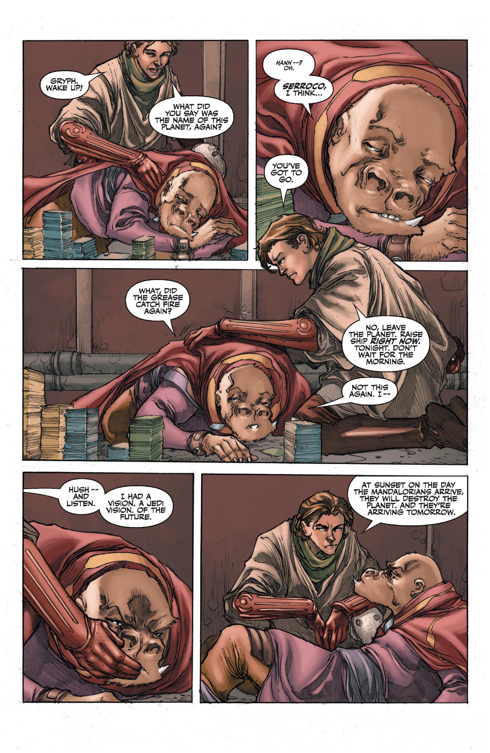 Read online Star Wars Omnibus comic -  Issue # Vol. 29 - 317