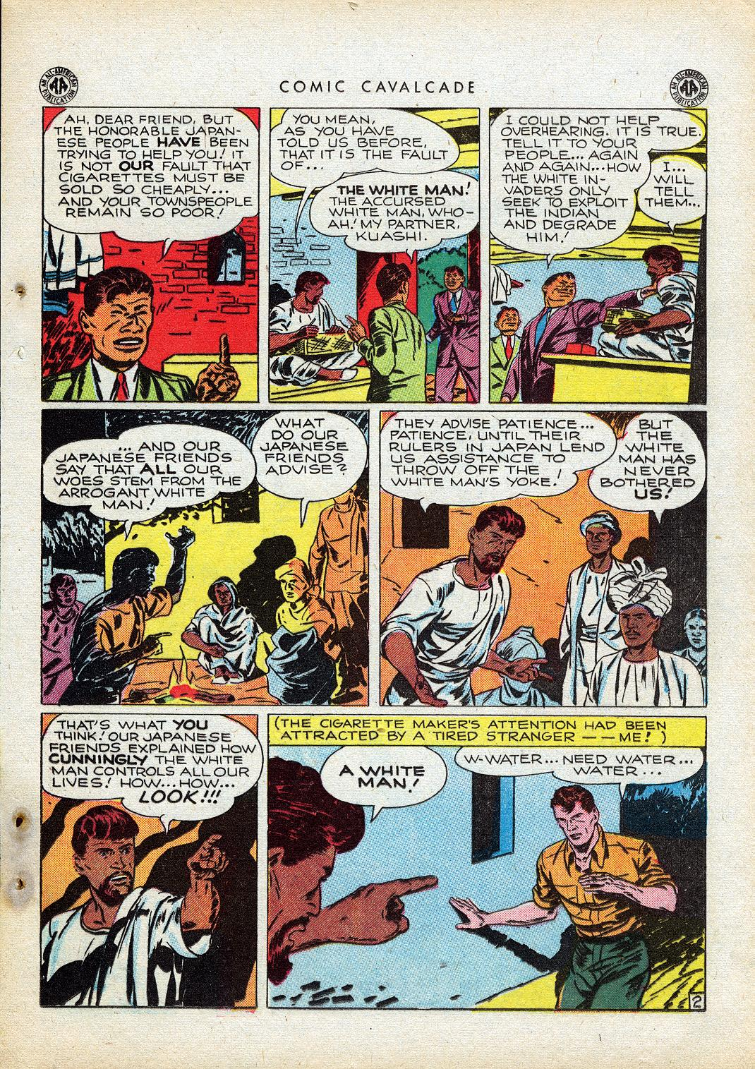 Comic Cavalcade issue 10 - Page 62