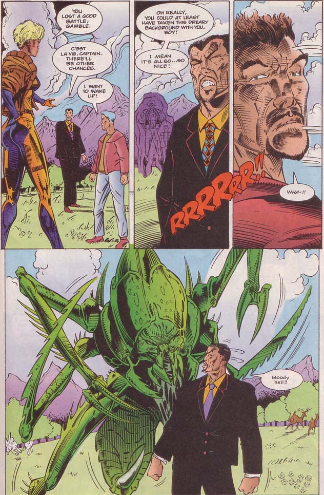 Read online Cyberspace 3000 comic -  Issue #8 - 16