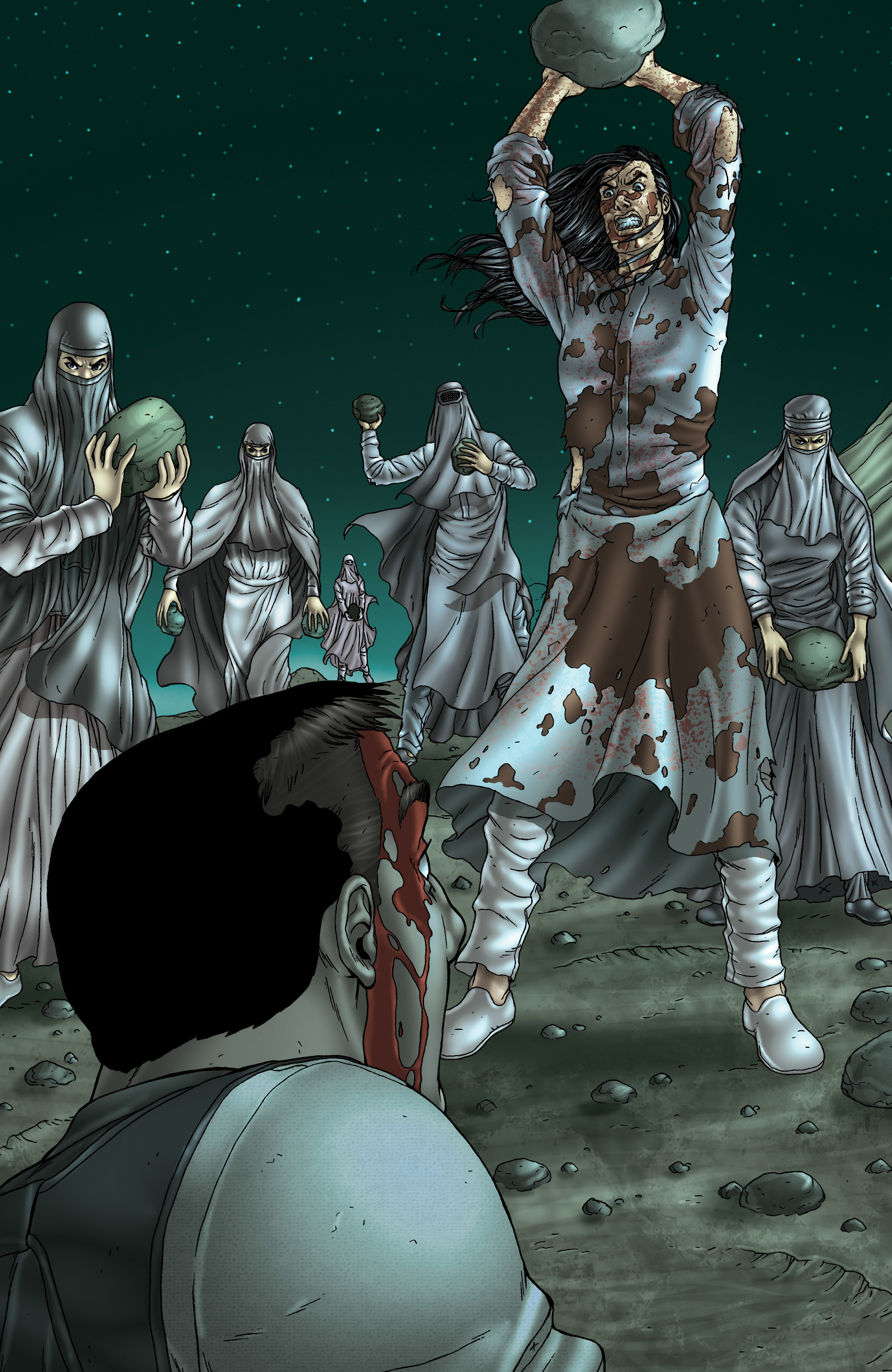 Read online 303 comic -  Issue #3 - 20