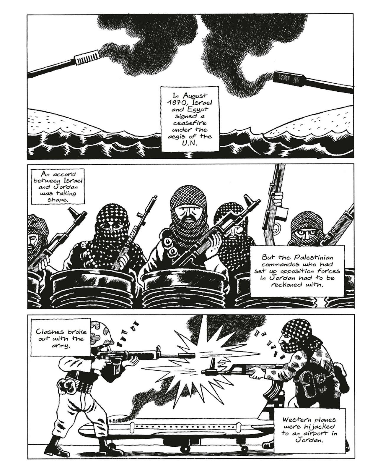 Best of Enemies: A History of US and Middle East Relations issue TPB_2 - Page 43