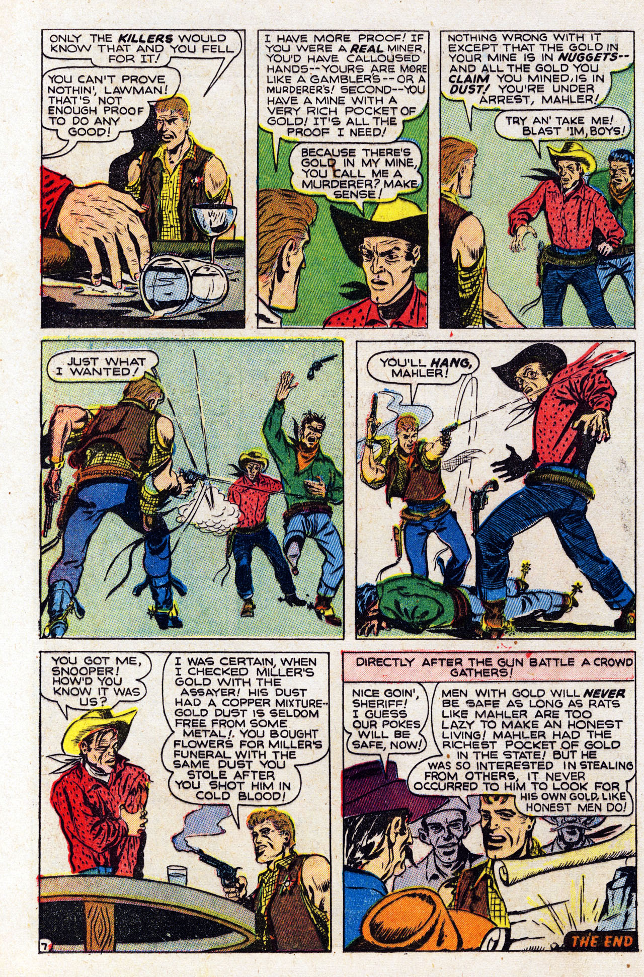 Read online Two-Gun Kid comic -  Issue #7 - 24