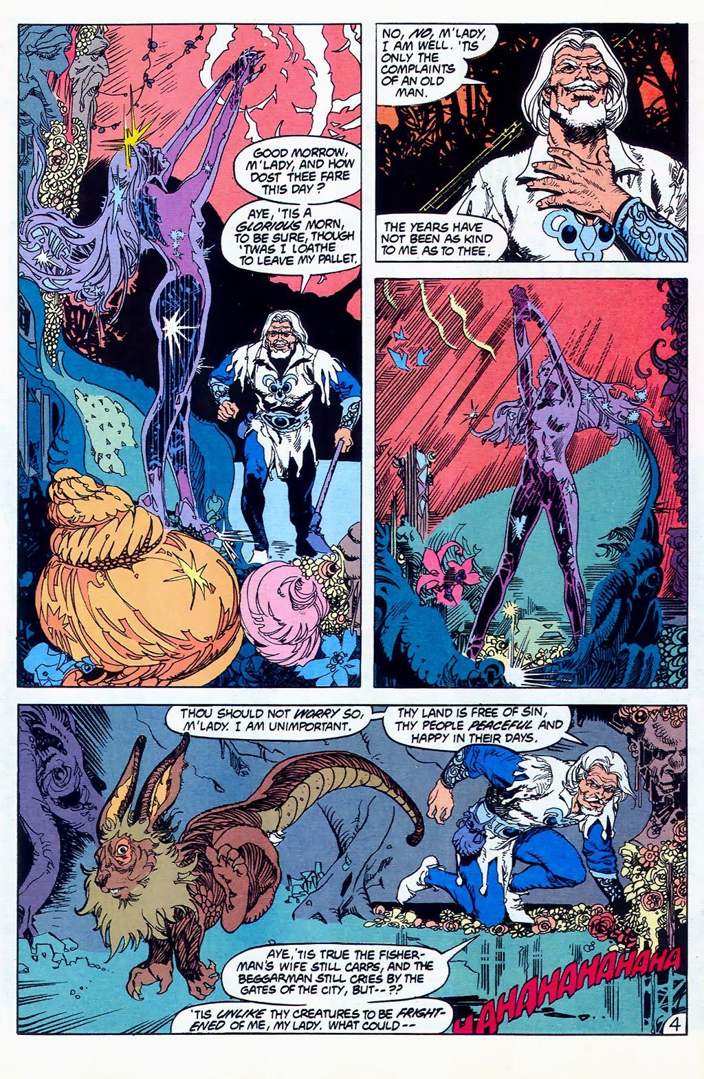 Read online Amethyst (1987) comic -  Issue #1 - 5