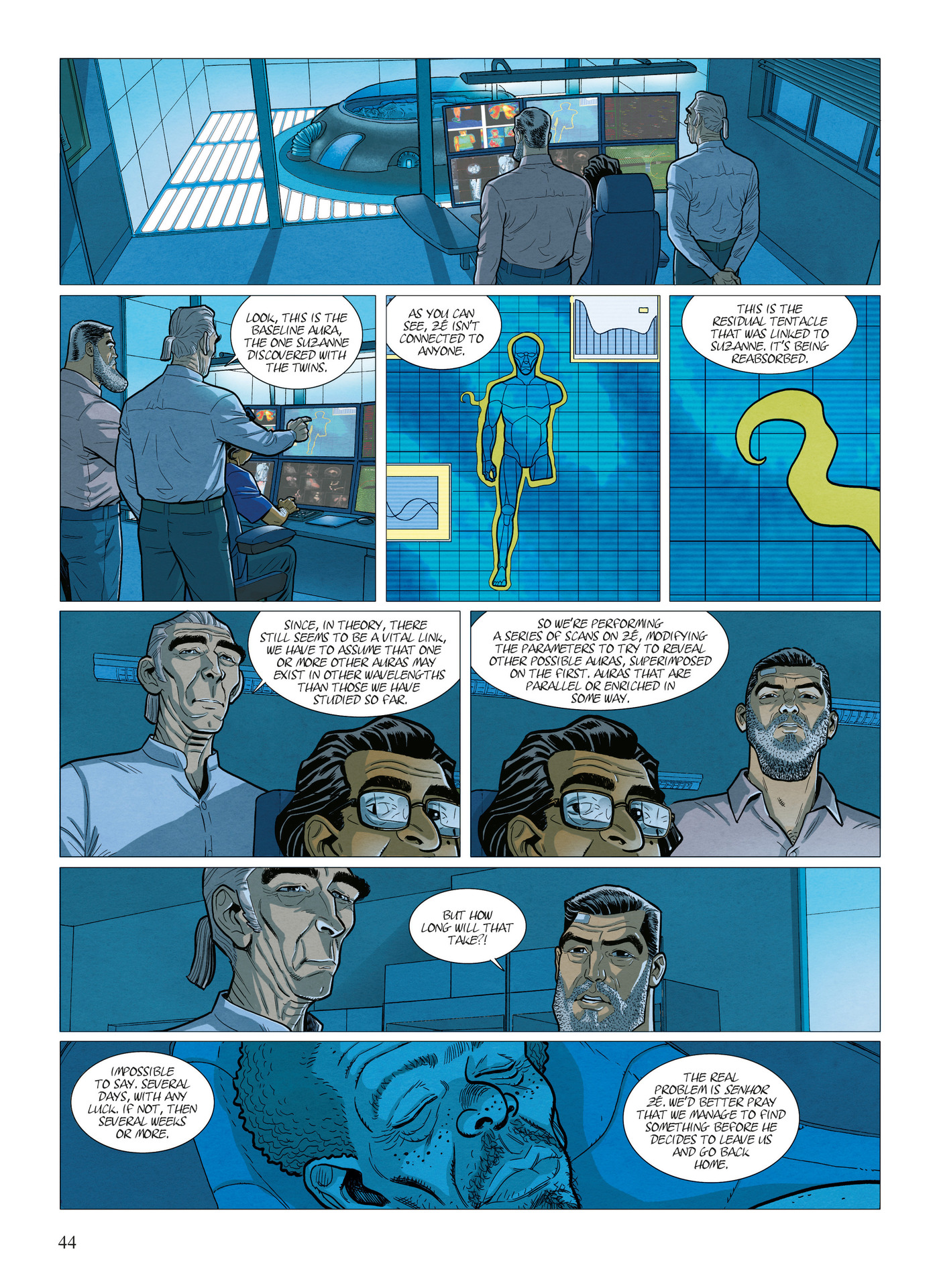 Read online Alter Ego comic -  Issue #10 - 45