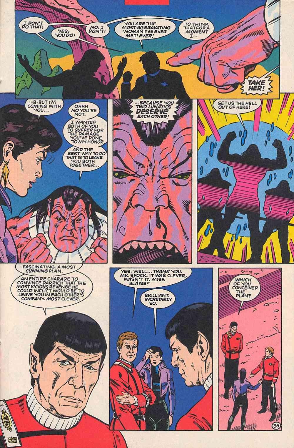 Read online Star Trek (1989) comic -  Issue # _Special 1 - 43
