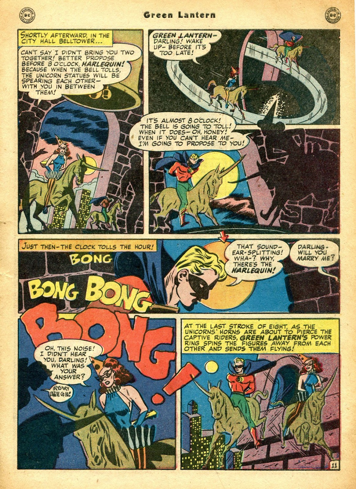 Green Lantern (1941) Issue #33 #33 - English 46