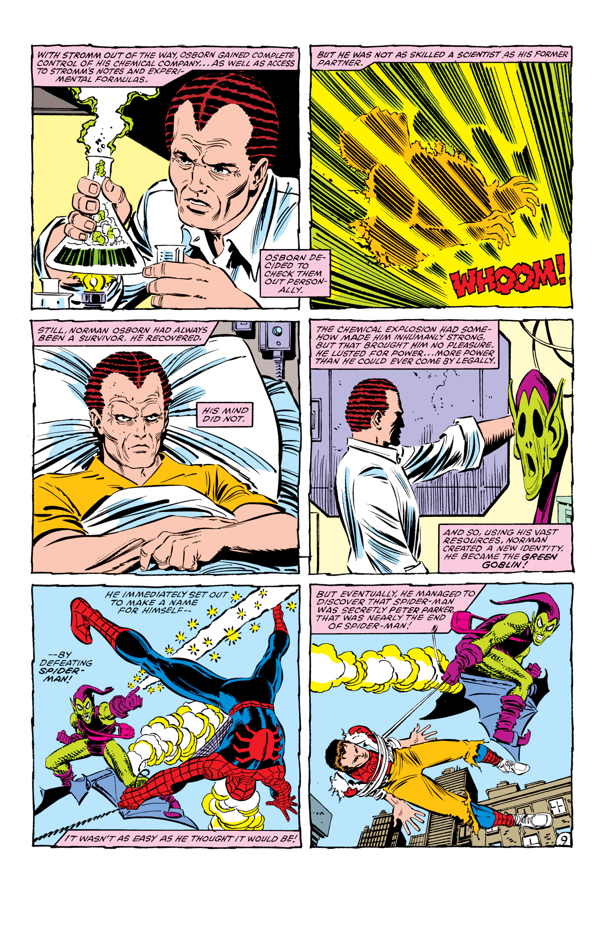 The Amazing Spider-Man (1963) 249 Page 9