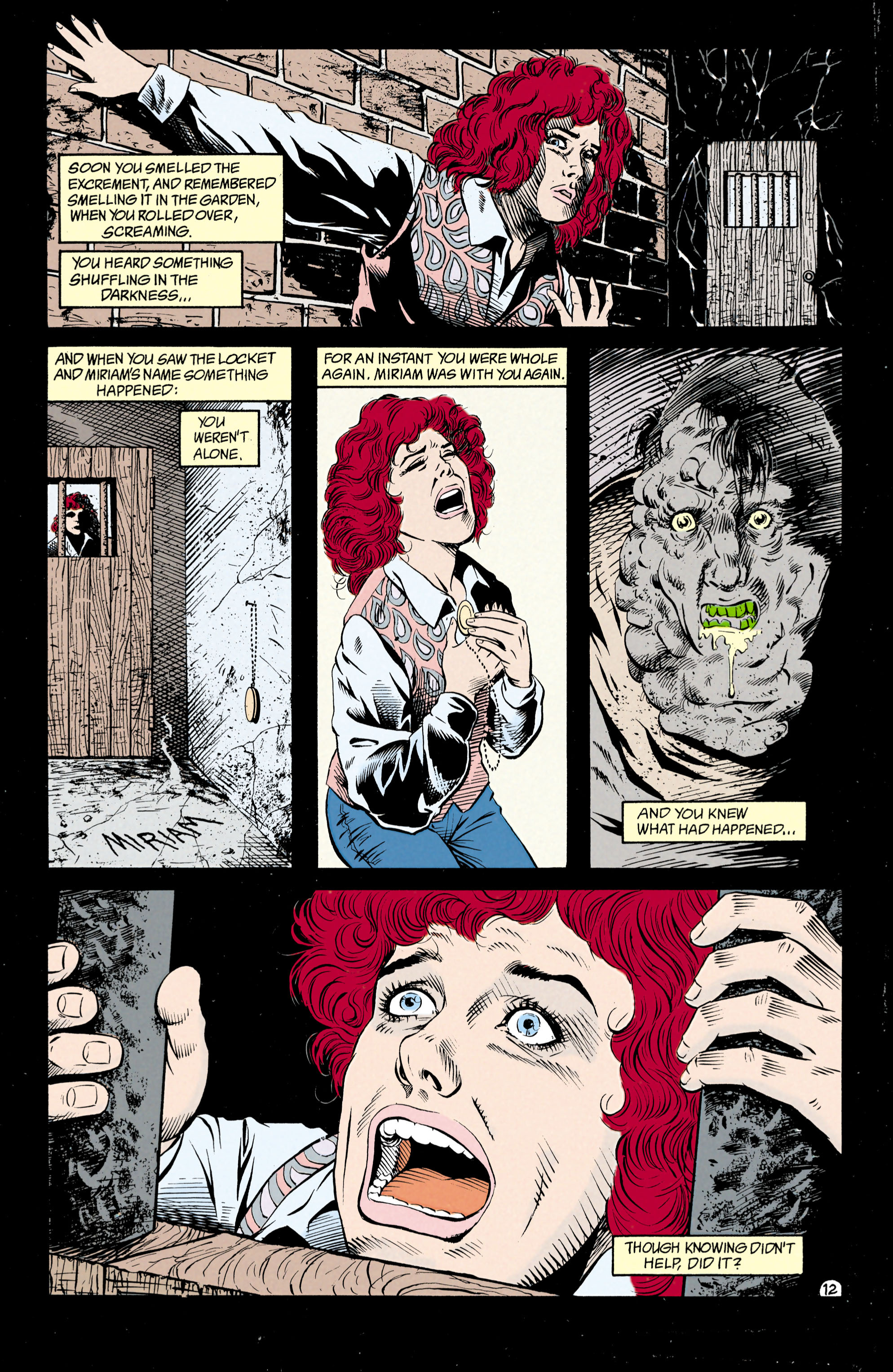 Read online Shade, the Changing Man comic -  Issue #29 - 13