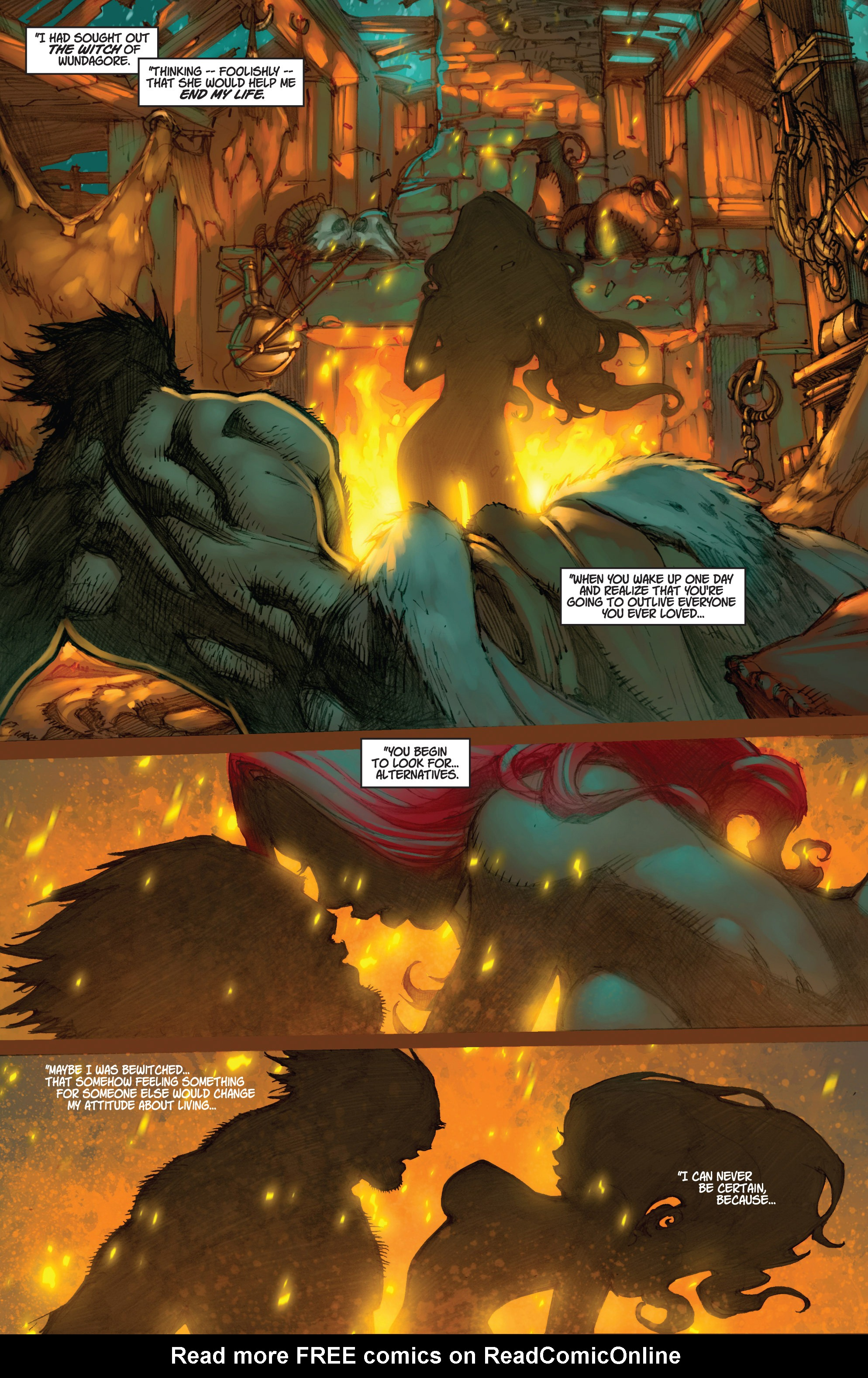 Read online Ultimates 3 comic -  Issue #3 - 8