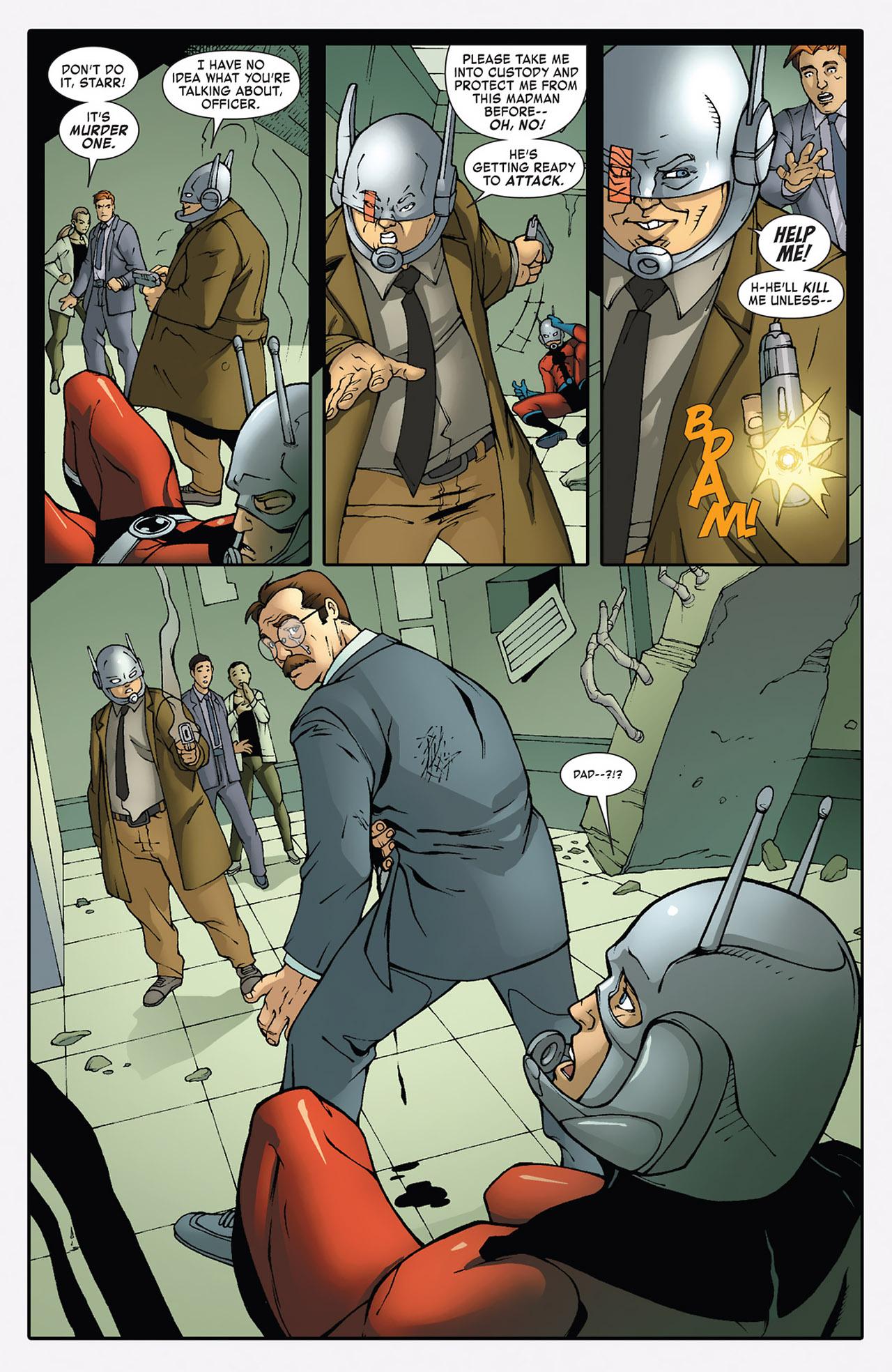 Read online Ant-Man: Season One comic -  Issue #Ant-Man: Season One Full - 93
