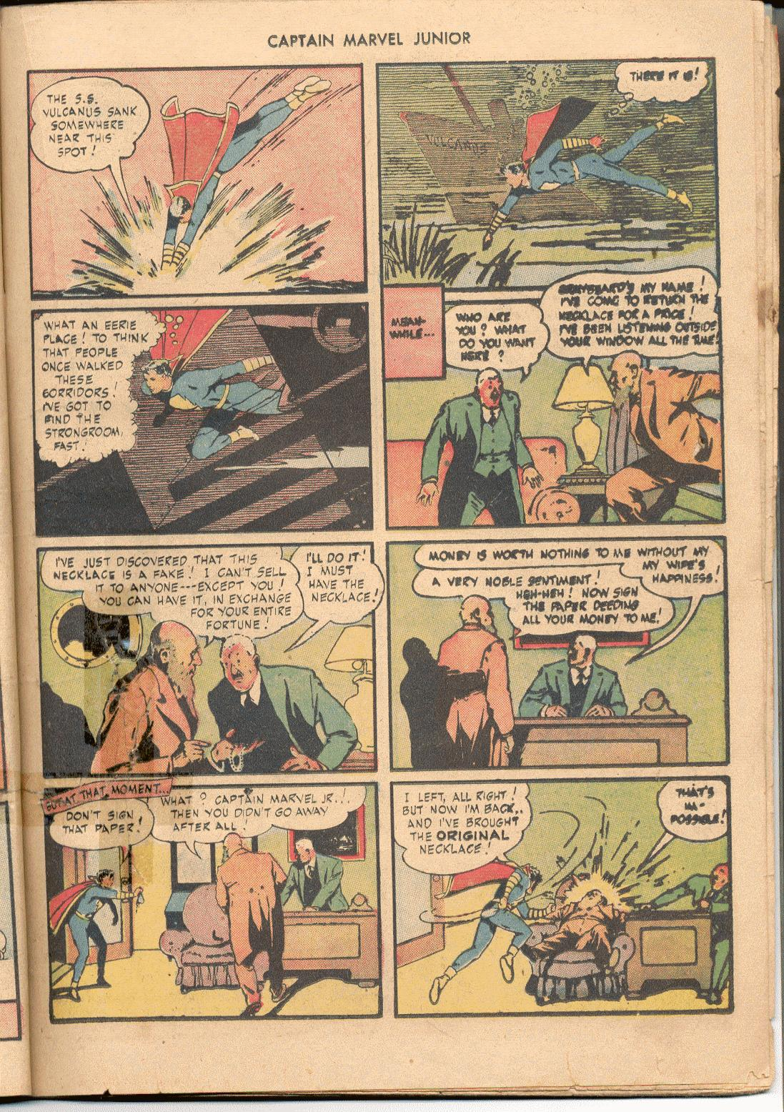 Captain Marvel, Jr. issue 38 - Page 18