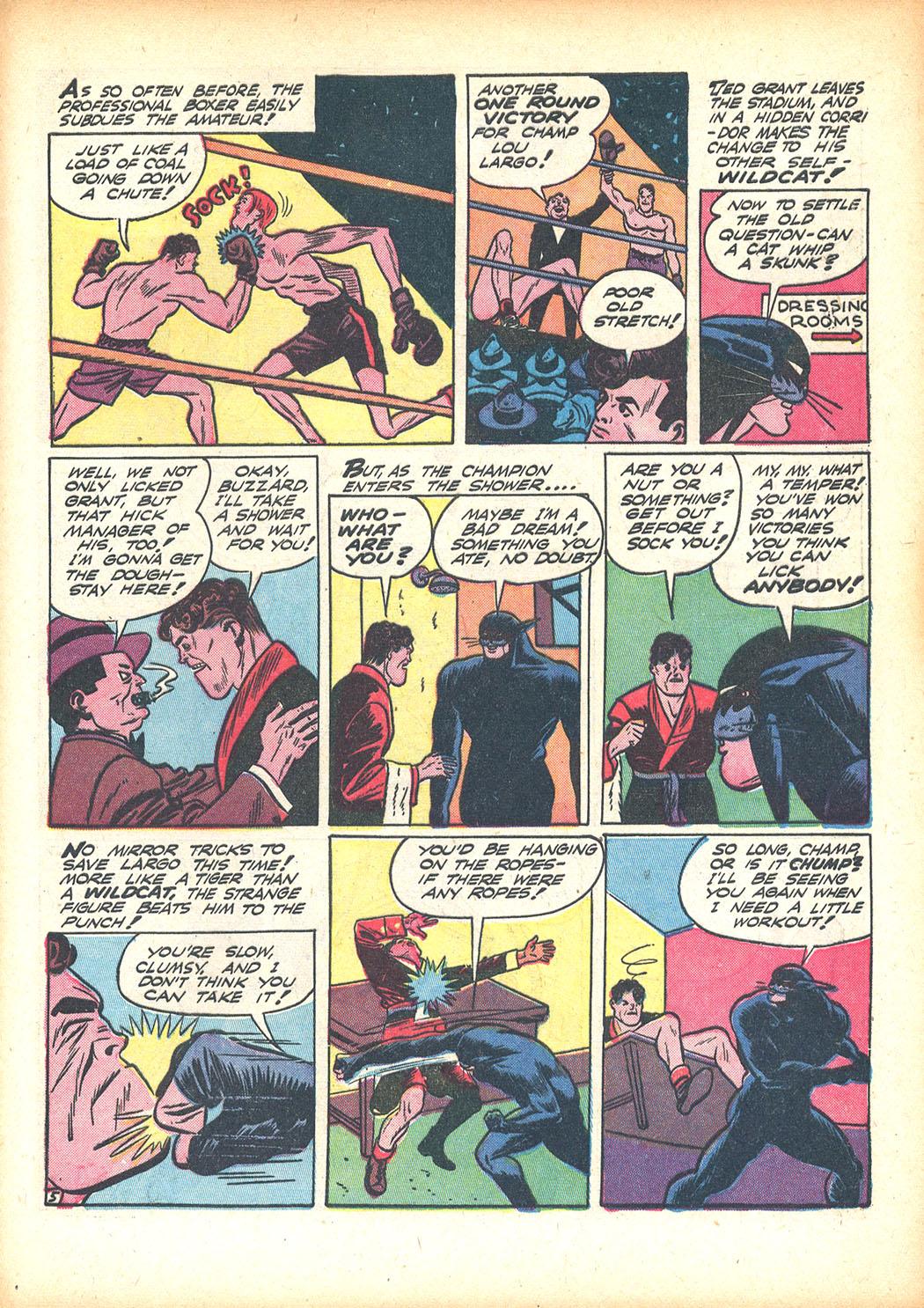 Read online Sensation (Mystery) Comics comic -  Issue #13 - 57
