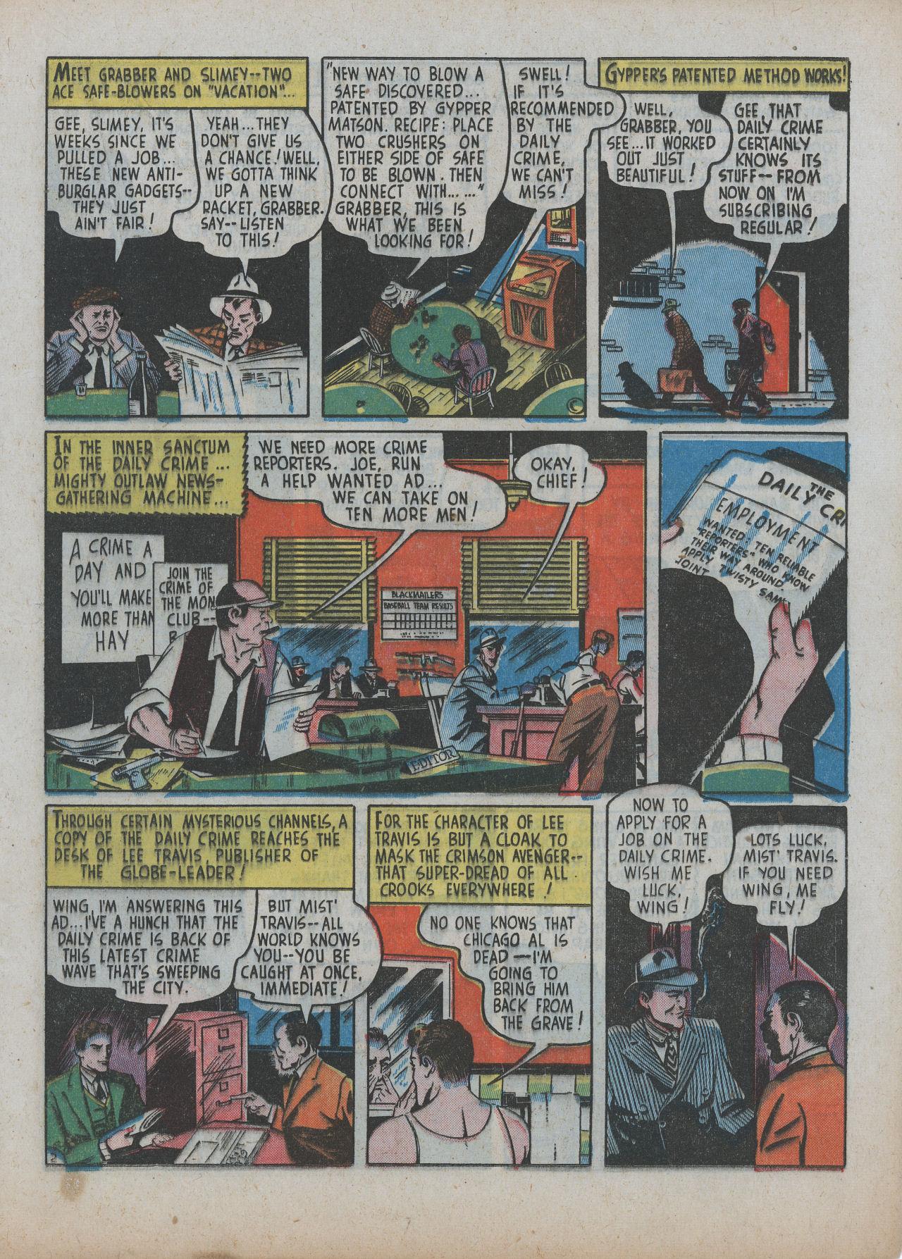 Read online Detective Comics (1937) comic -  Issue #63 - 33