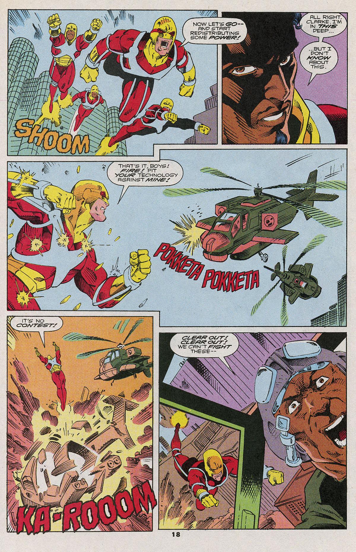 Read online Wonder Man (1991) comic -  Issue #6 - 15