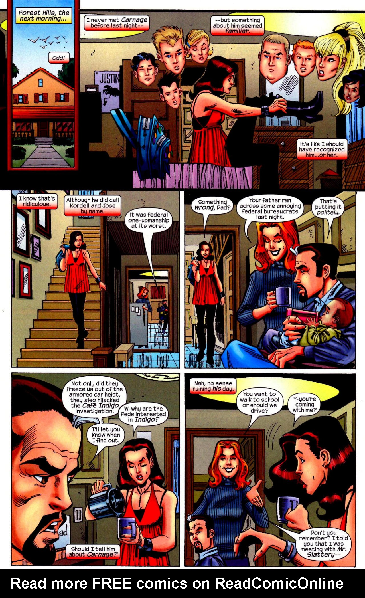Read online Amazing Spider-Girl comic -  Issue #10 - 18