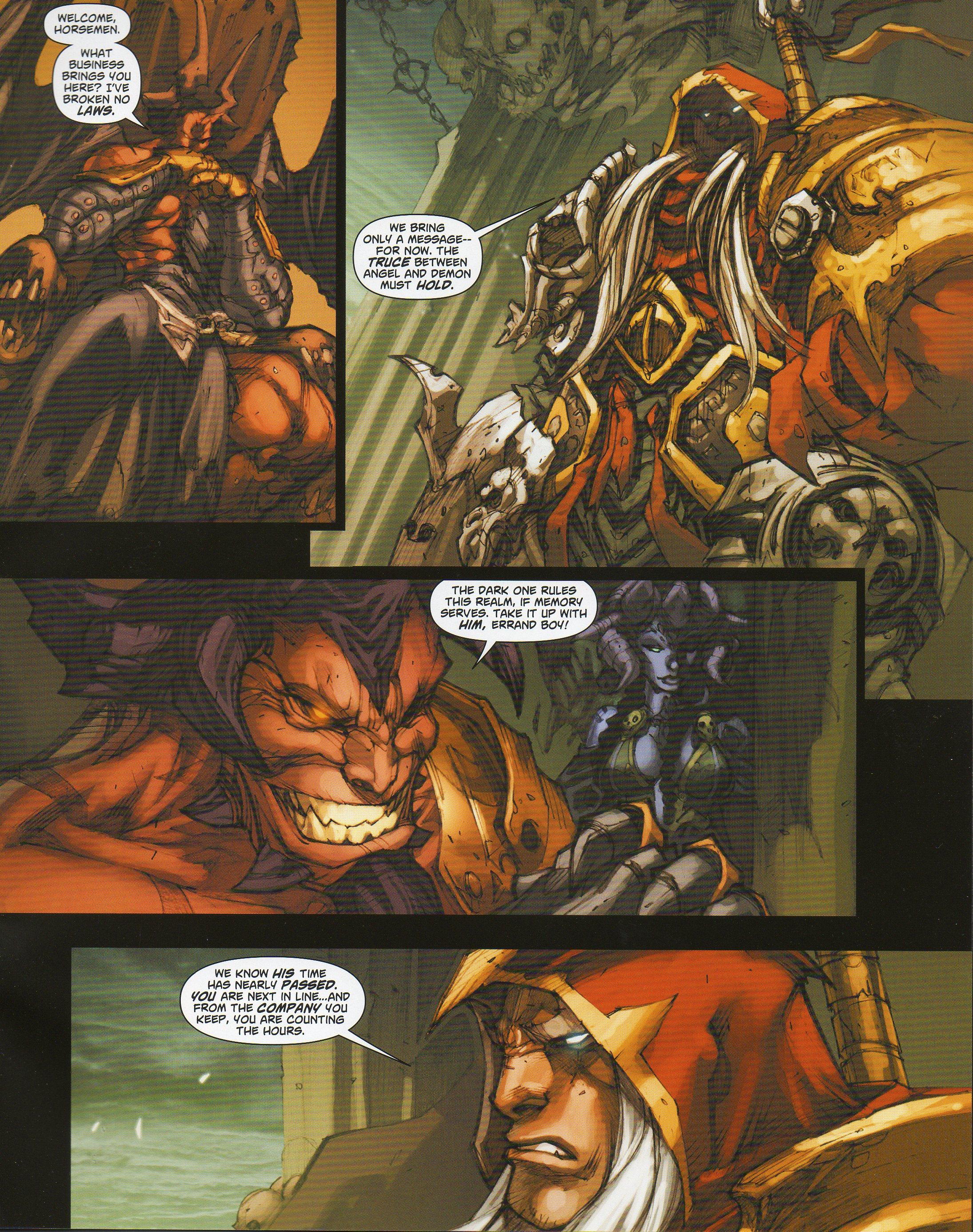 Read online Darksiders comic -  Issue # Full - 19