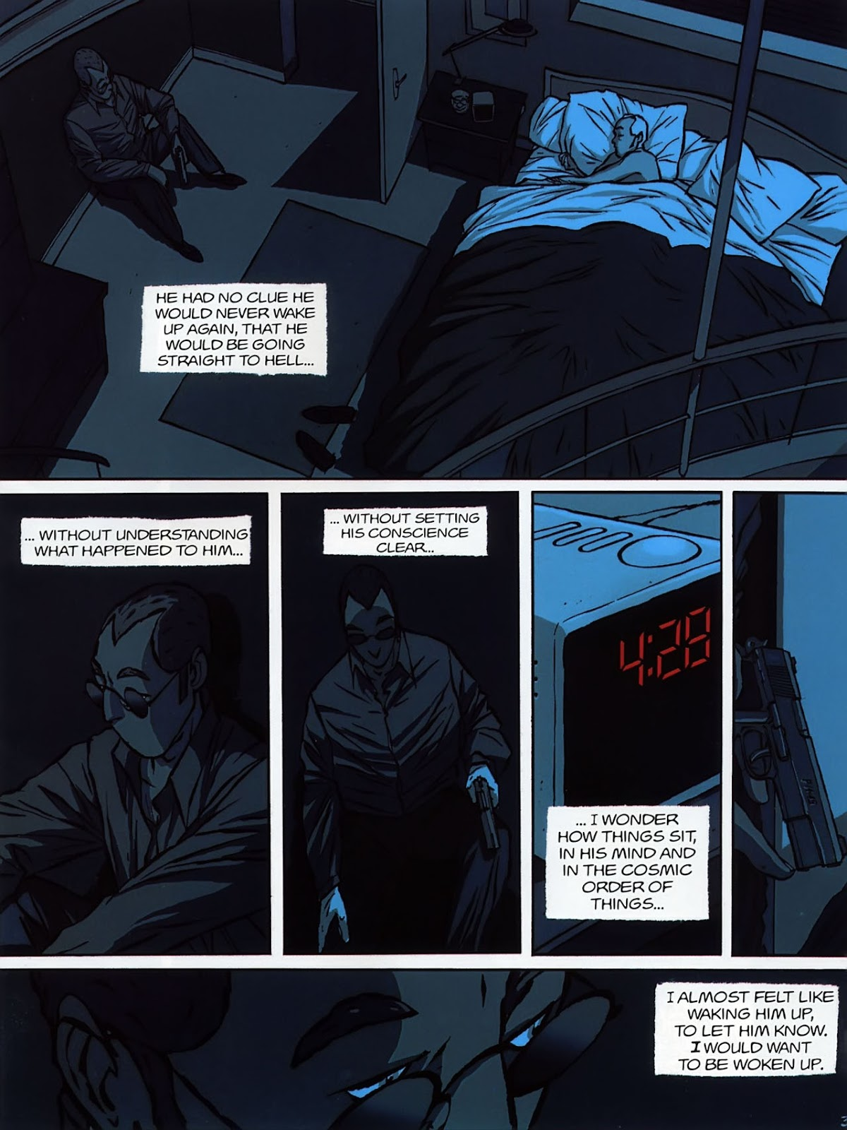 Read online The Killer comic -  Issue #7 - 5