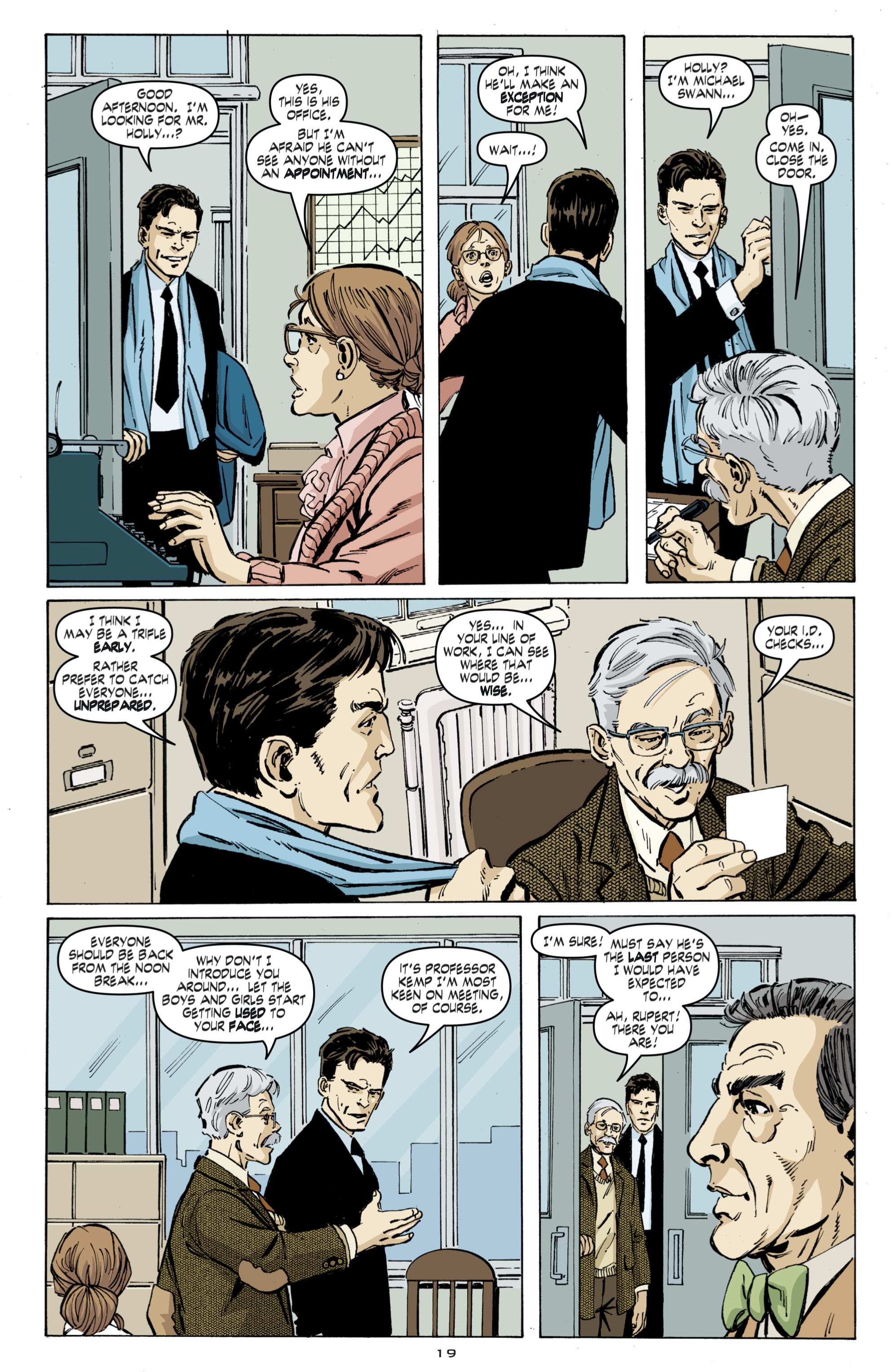 Read online Cold War comic -  Issue # TPB - 27