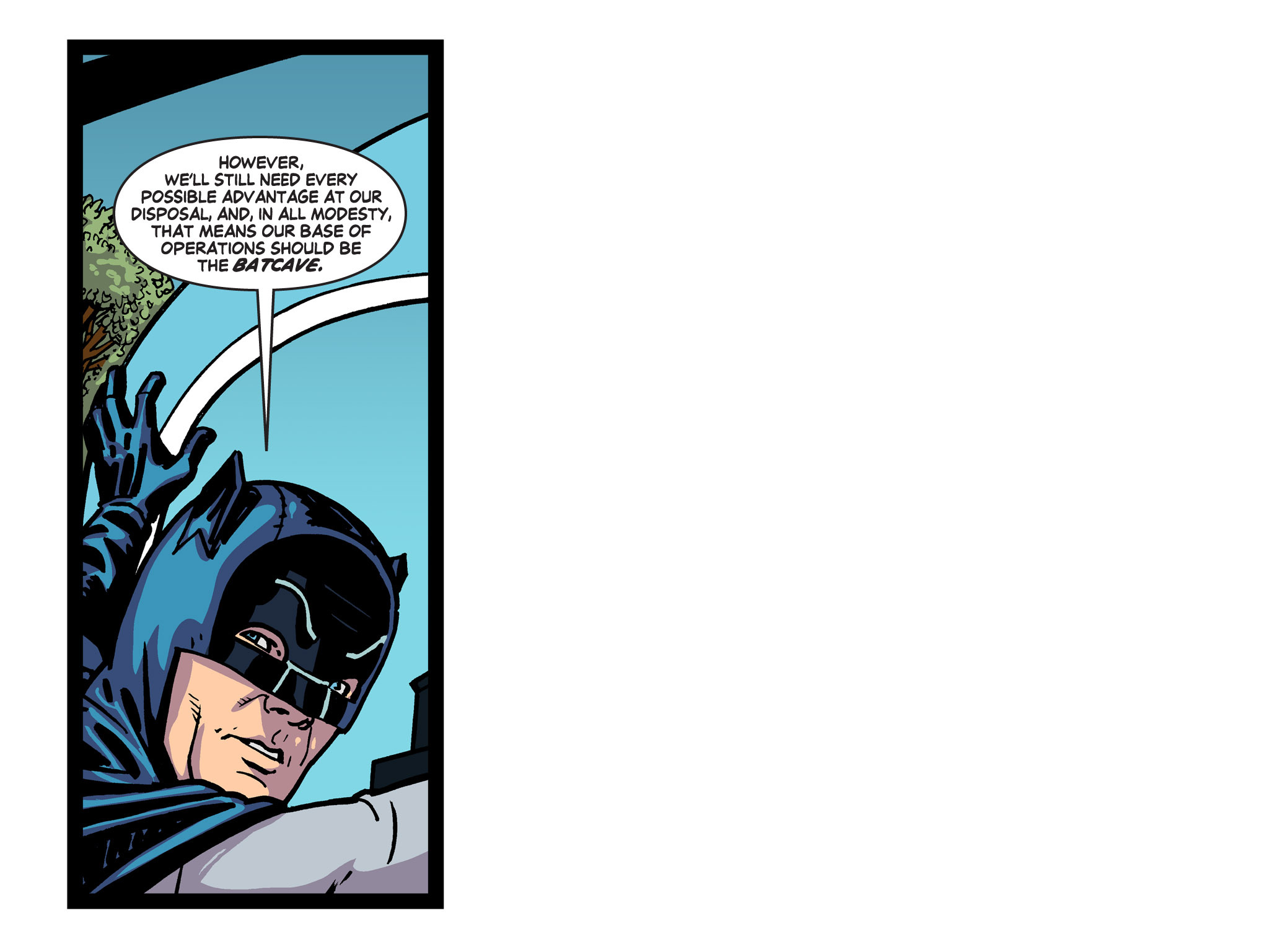 Read online Batman '66 Meets the Green Hornet [II] comic -  Issue #5 - 38