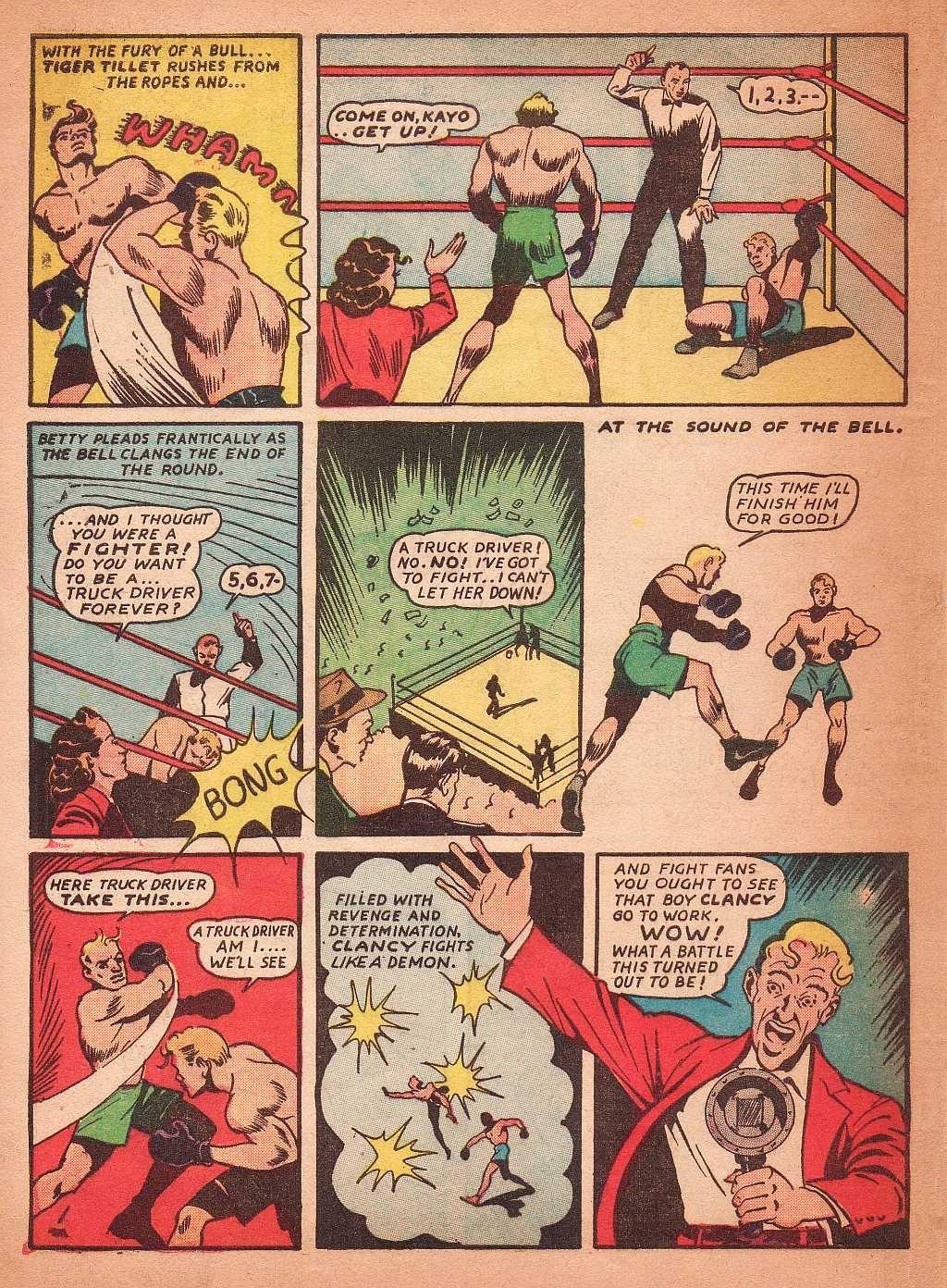 Read online Super-Magician Comics comic -  Issue #2 - 60