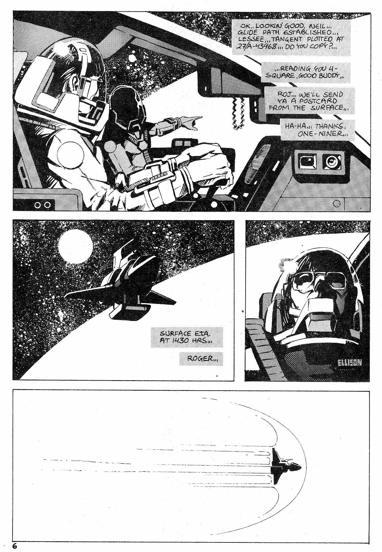 Read online Star*Reach comic -  Issue #8 - 18