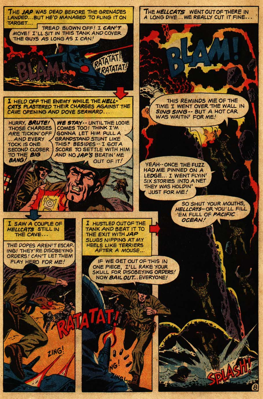 Our Fighting Forces (1954) issue 106 - Page 31