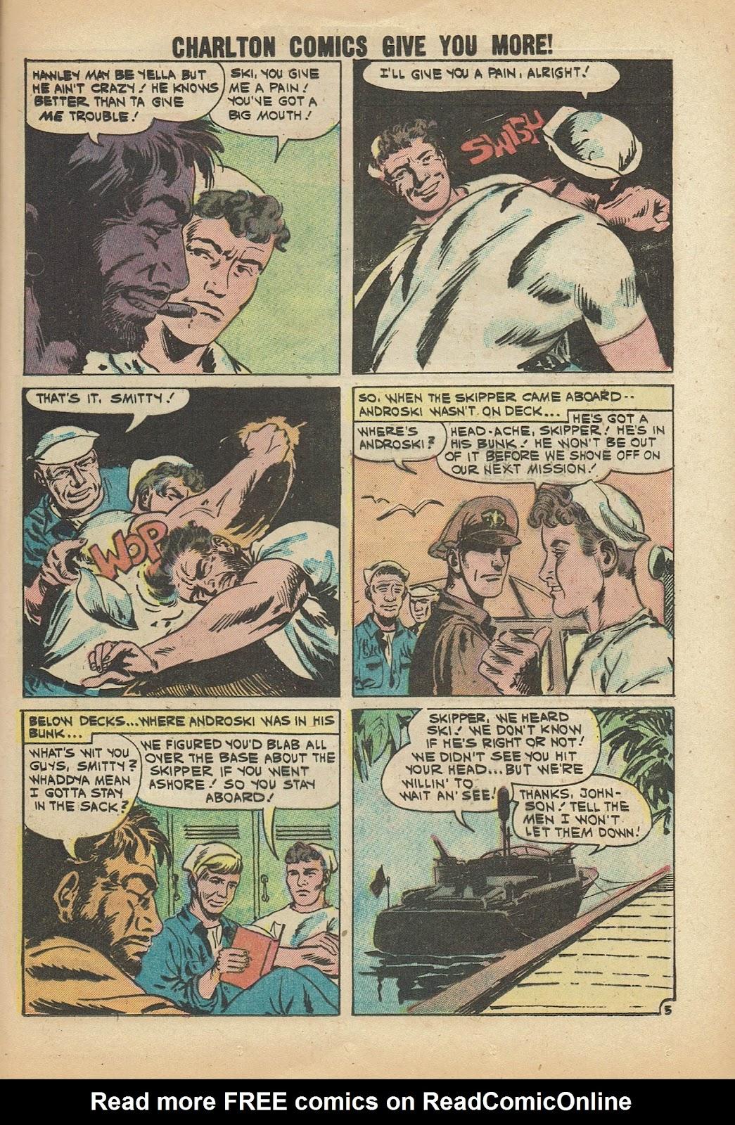 Read online Fightin' Navy comic -  Issue #97 - 25
