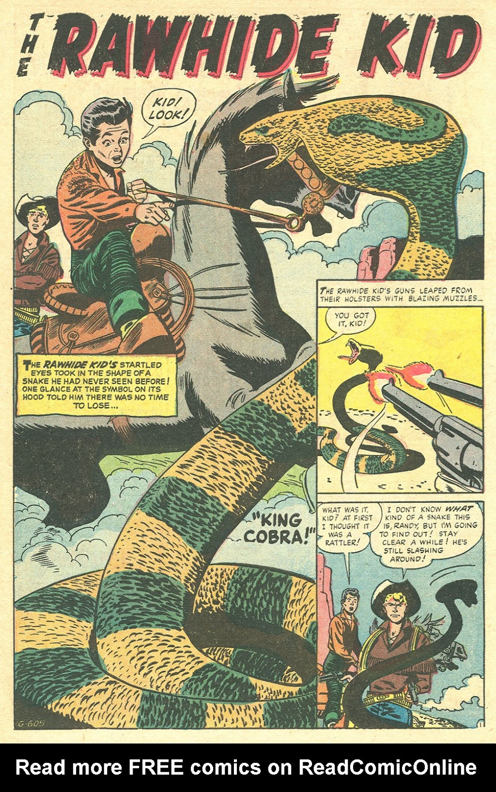 The Rawhide Kid (1955) issue 5 - Page 10