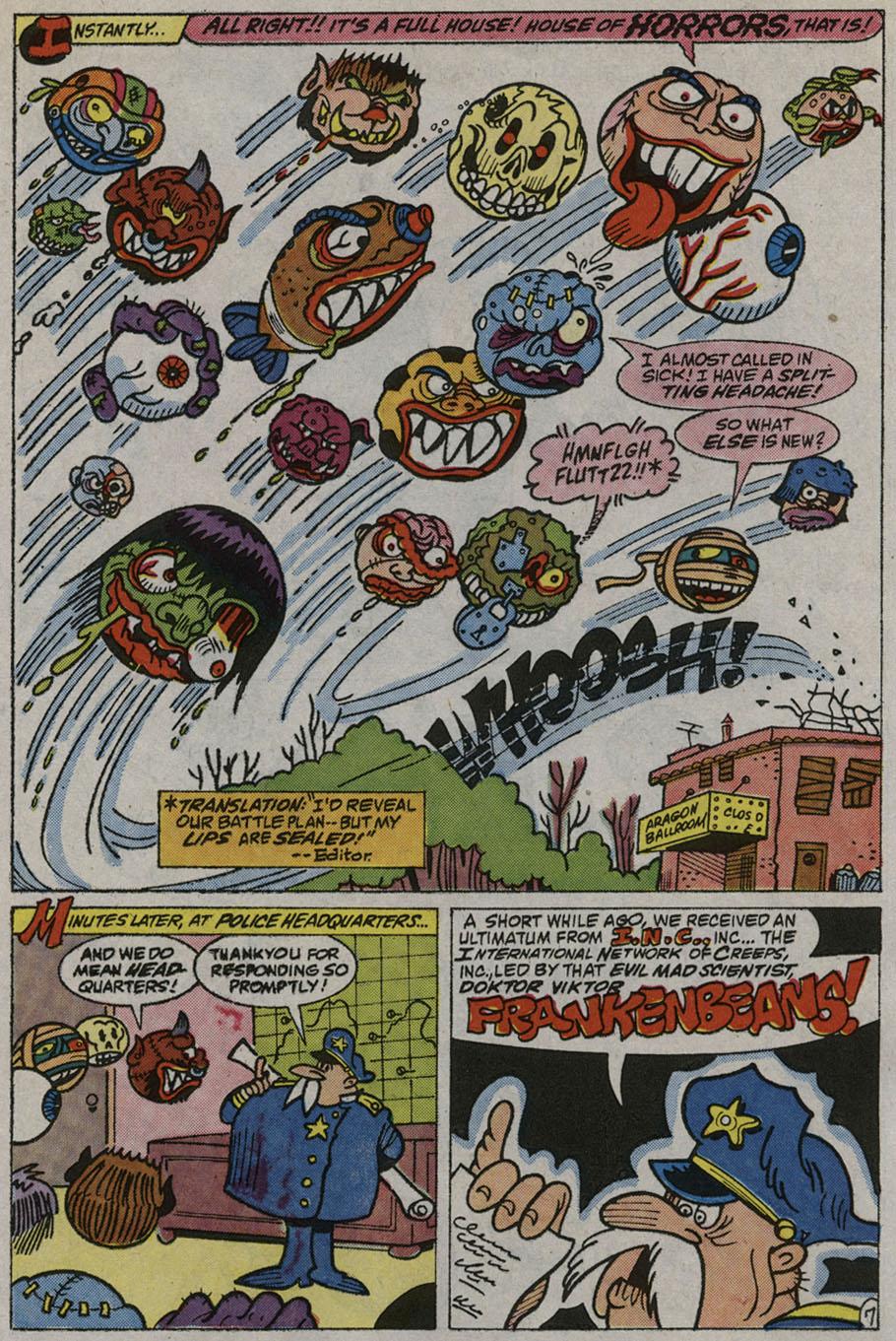 Madballs issue 9 - Page 11