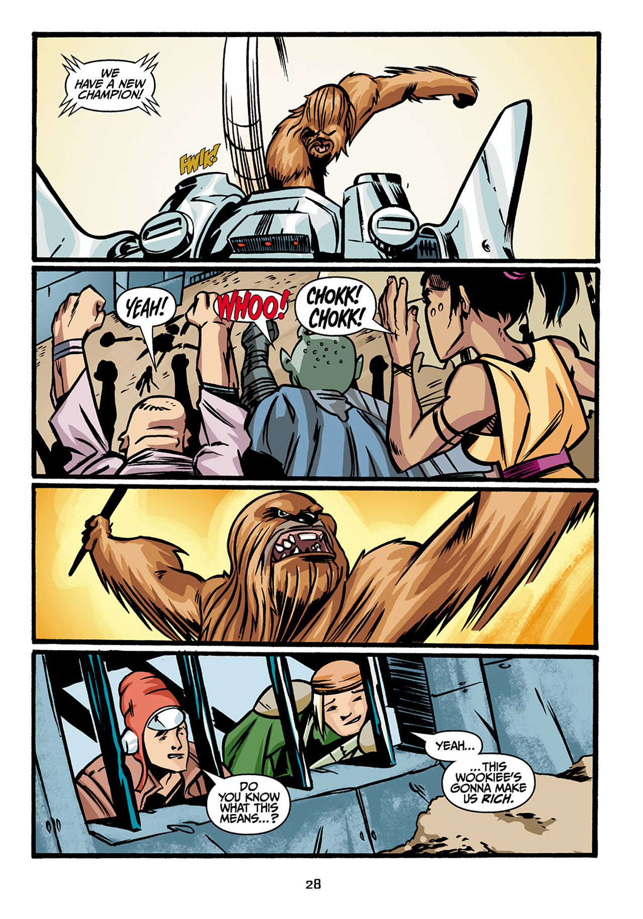 Read online Star Wars Omnibus comic -  Issue # Vol. 33 - 30