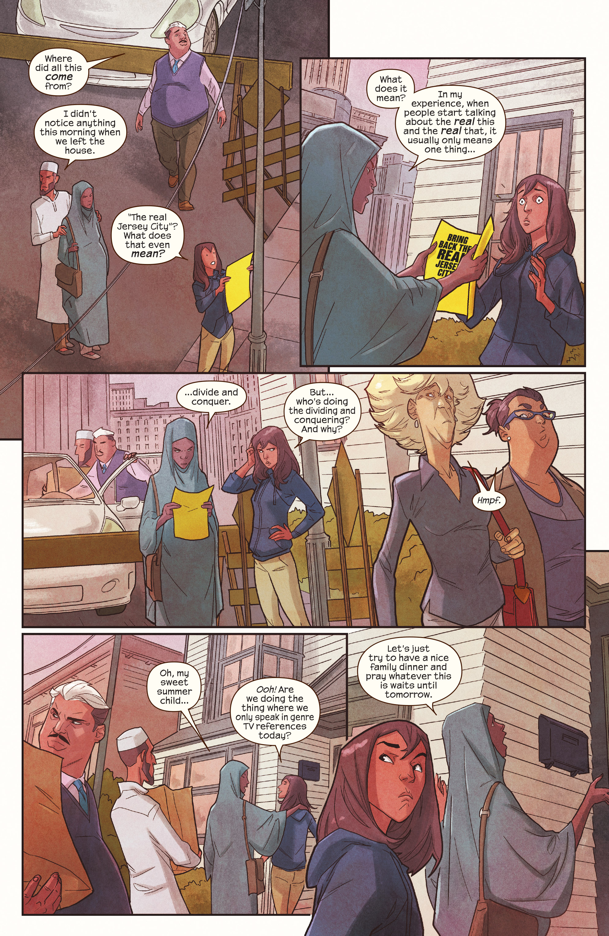 Read online Ms. Marvel (2016) comic -  Issue #19 - 8