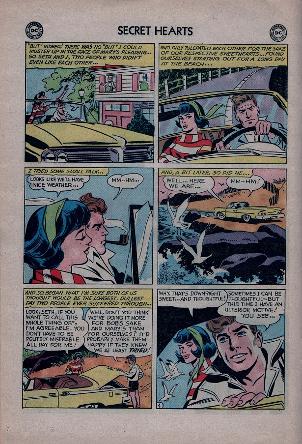 Read online Secret Hearts comic -  Issue #79 - 14