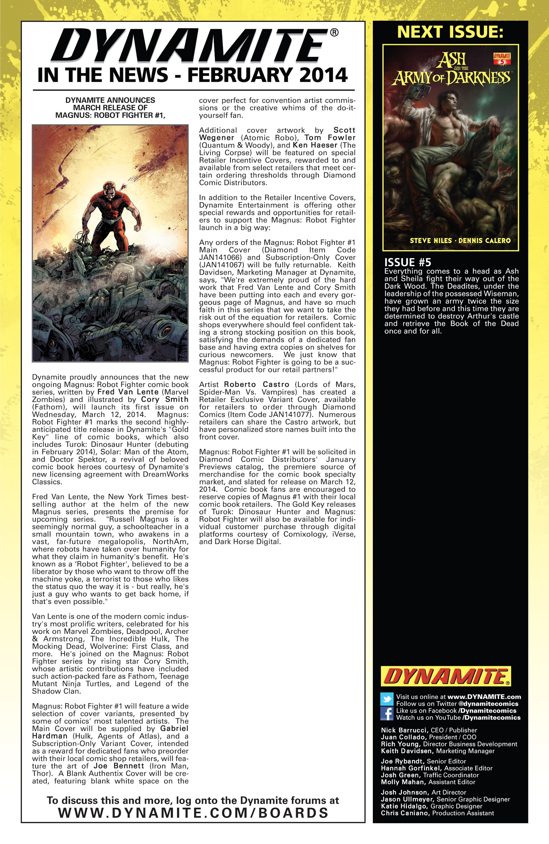 Read online Ash and the Army of Darkness comic -  Issue #4 - 23