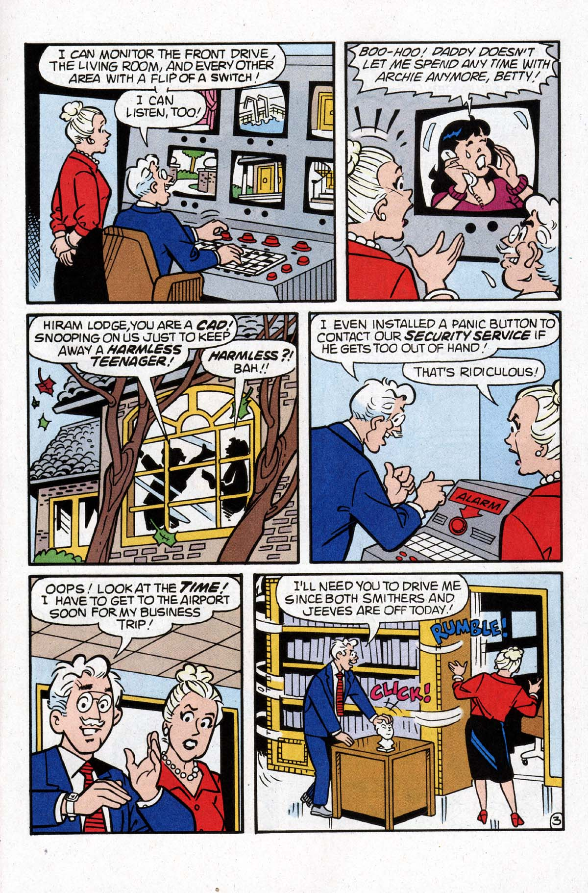Read online Archie (1960) comic -  Issue #529 - 4