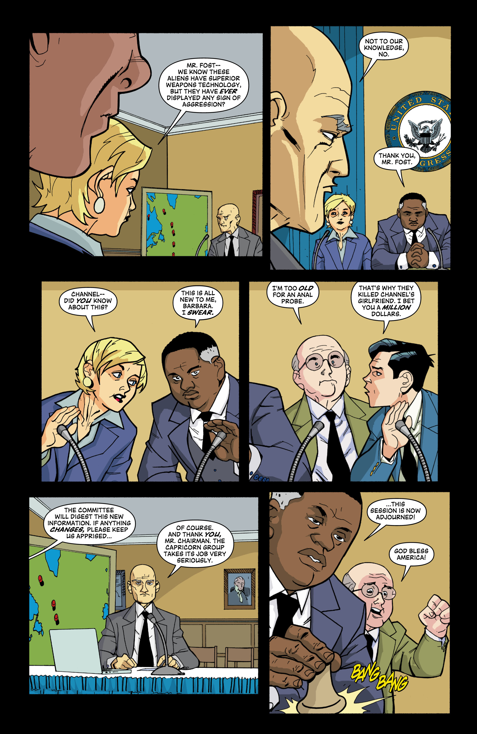 Read online Red Herring comic -  Issue #3 - 9