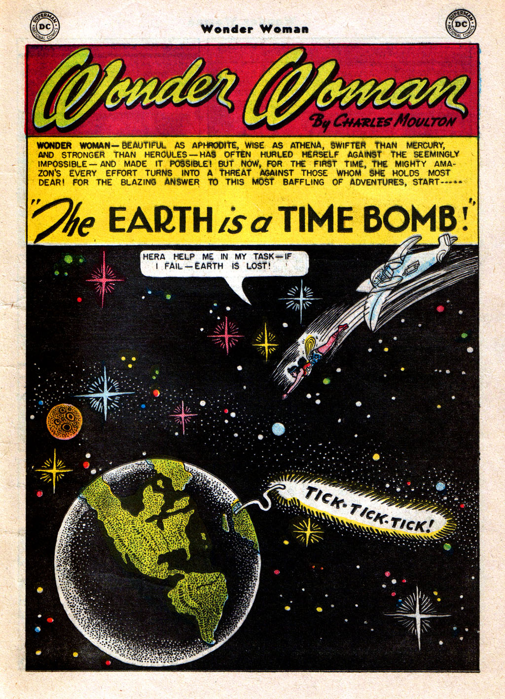Read online Wonder Woman (1942) comic -  Issue #77 - 13