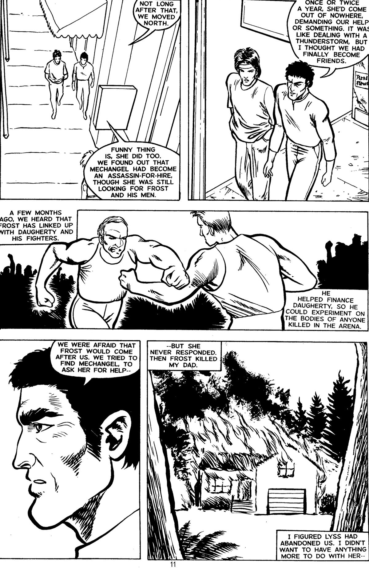 Robotech MechAngel issue 3 - Page 15
