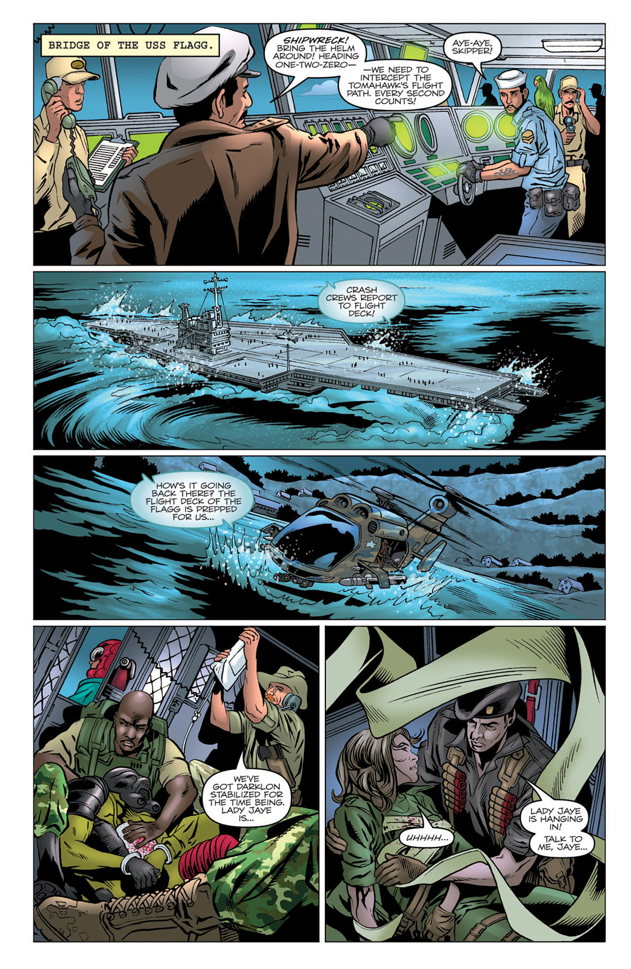 G.I. Joe: A Real American Hero 172 Page 10