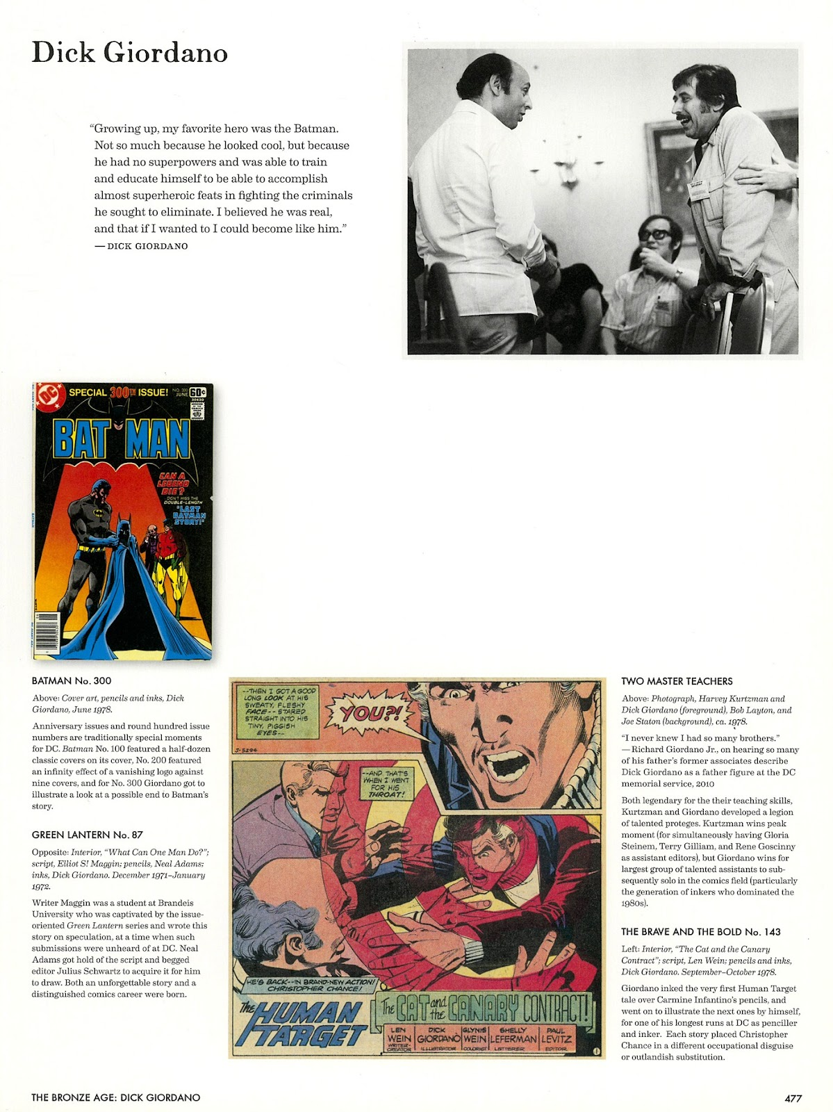 Read online 75 Years Of DC Comics comic -  Issue # TPB (Part 5) - 94