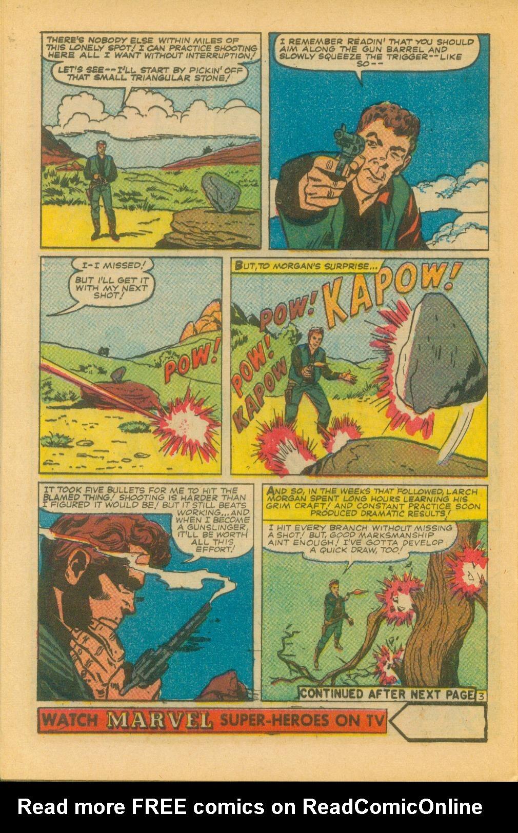 Read online Two-Gun Kid comic -  Issue #85 - 29