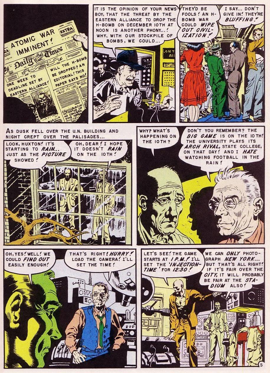 Weird Fantasy (1951) issue 11 - Page 22