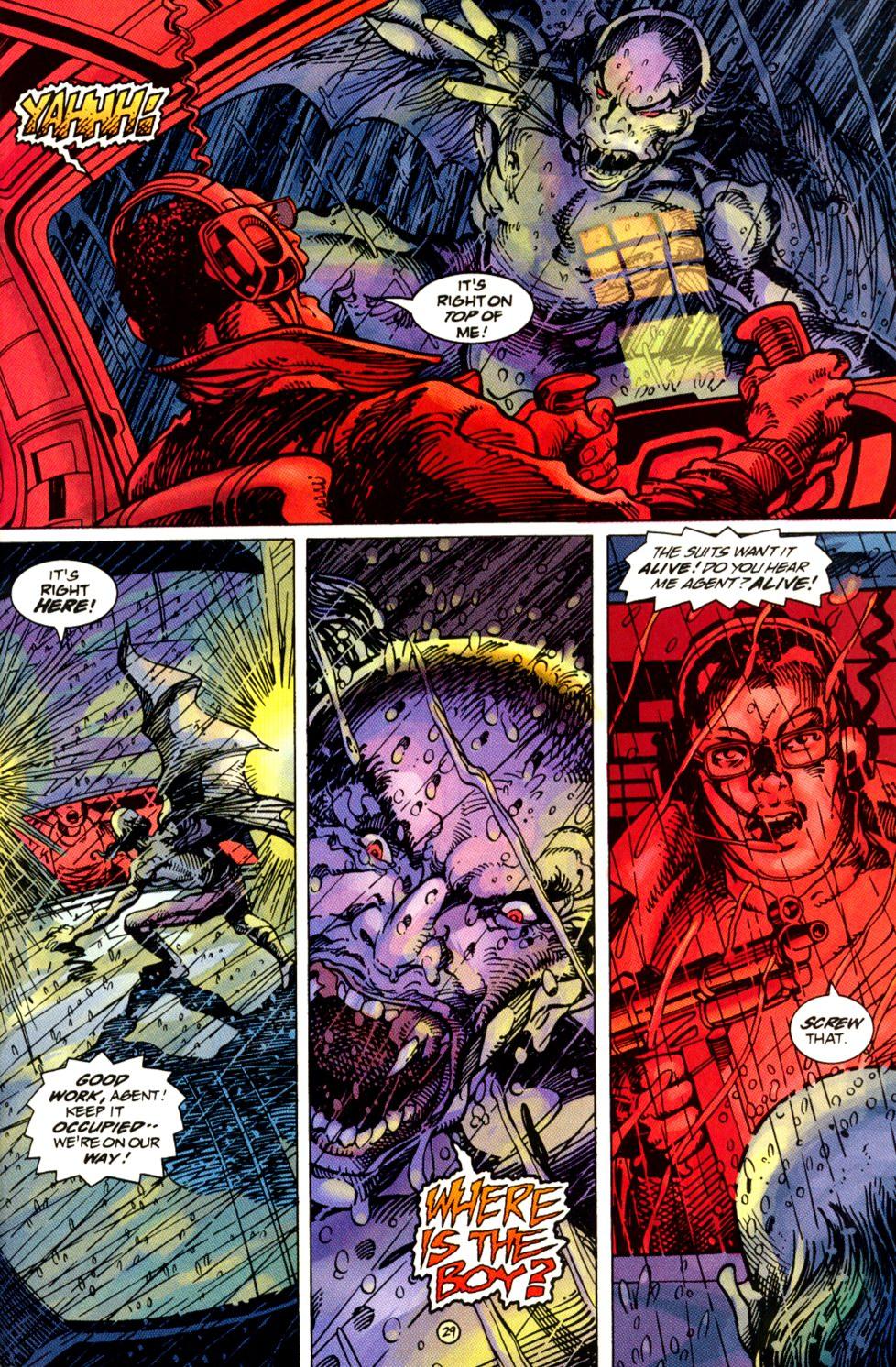 Read online Rune (1994) comic -  Issue #0 - 31