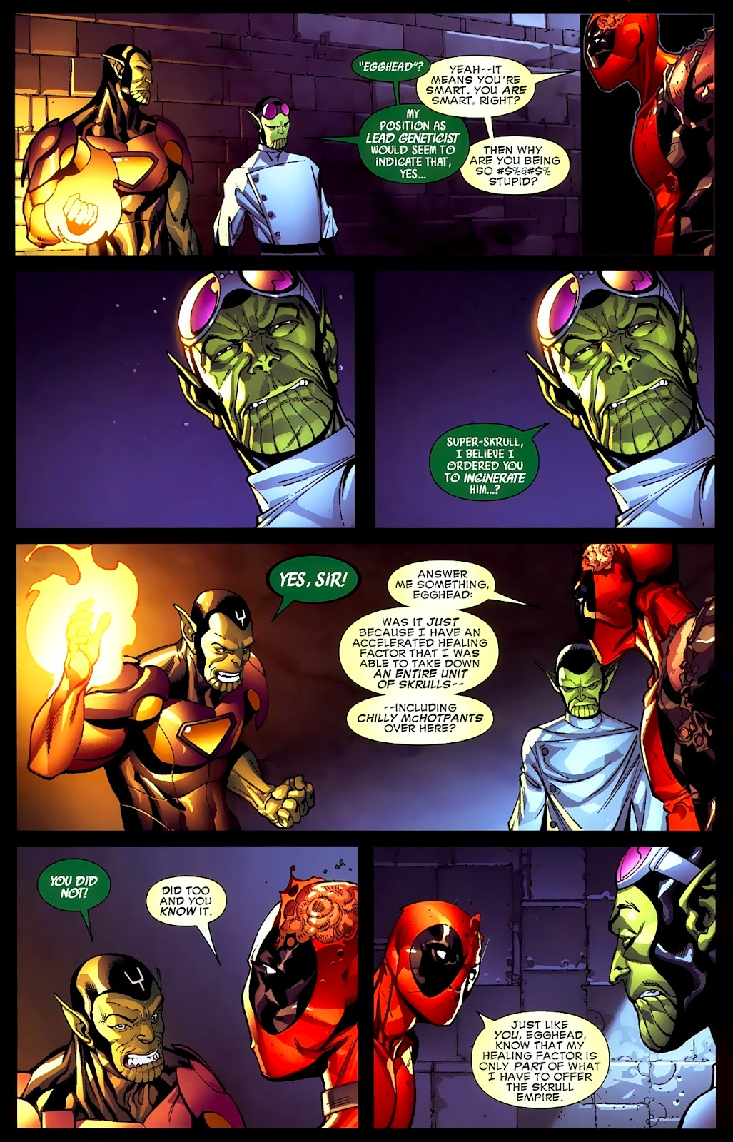 Read online Deadpool (2008) comic -  Issue #2 - 12