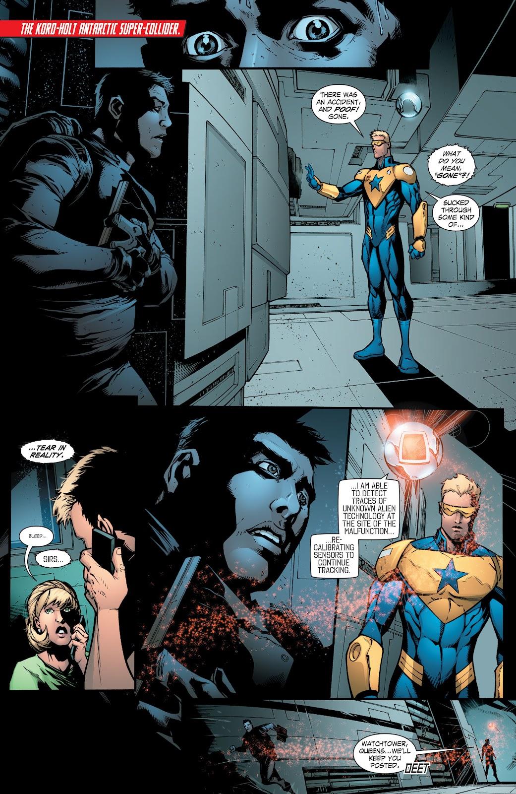 Read online Smallville Season 11 [II] comic -  Issue # TPB 8 - 62
